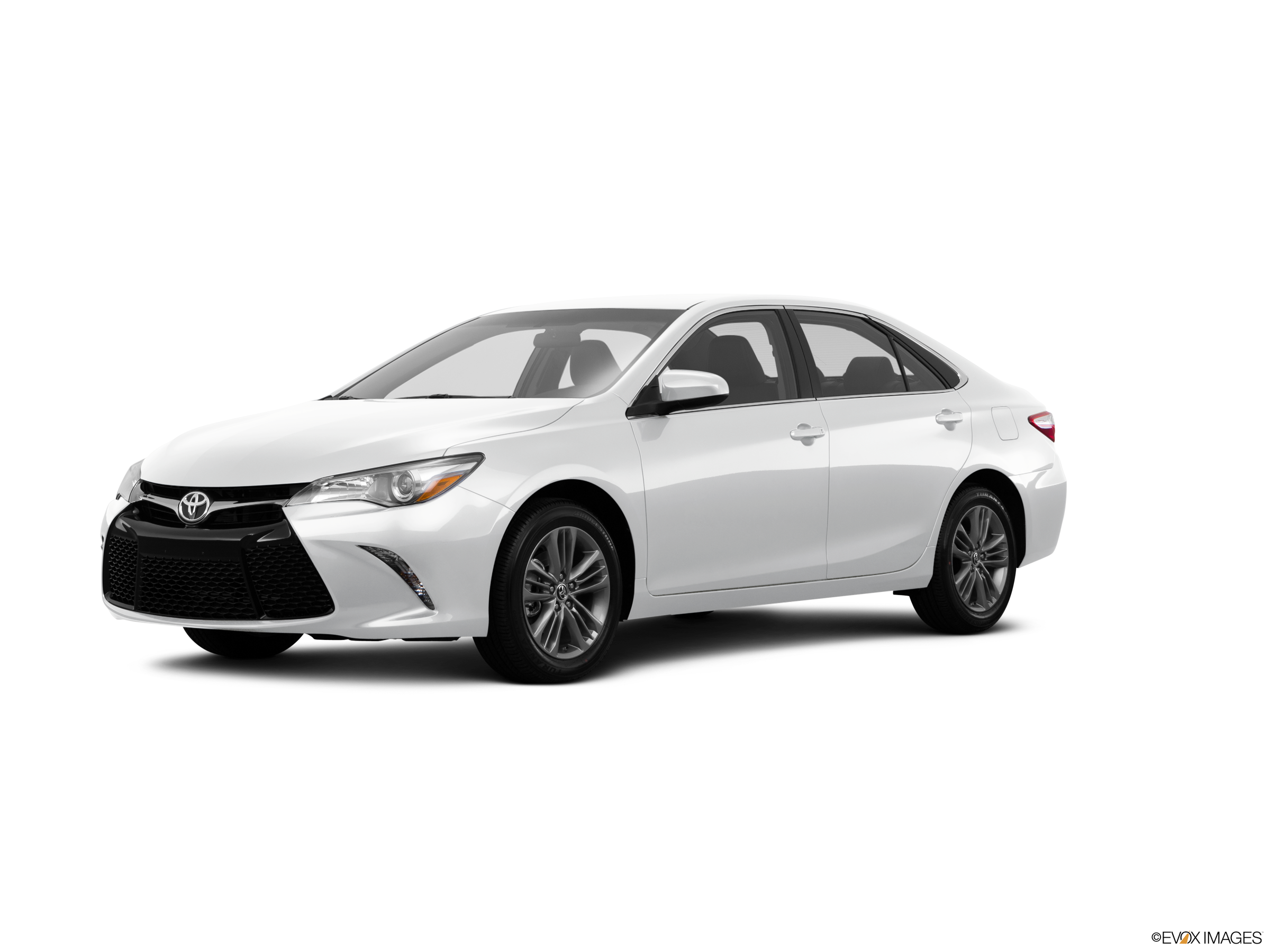 Most Popular Sedans of 2017 - 2017 Toyota Camry