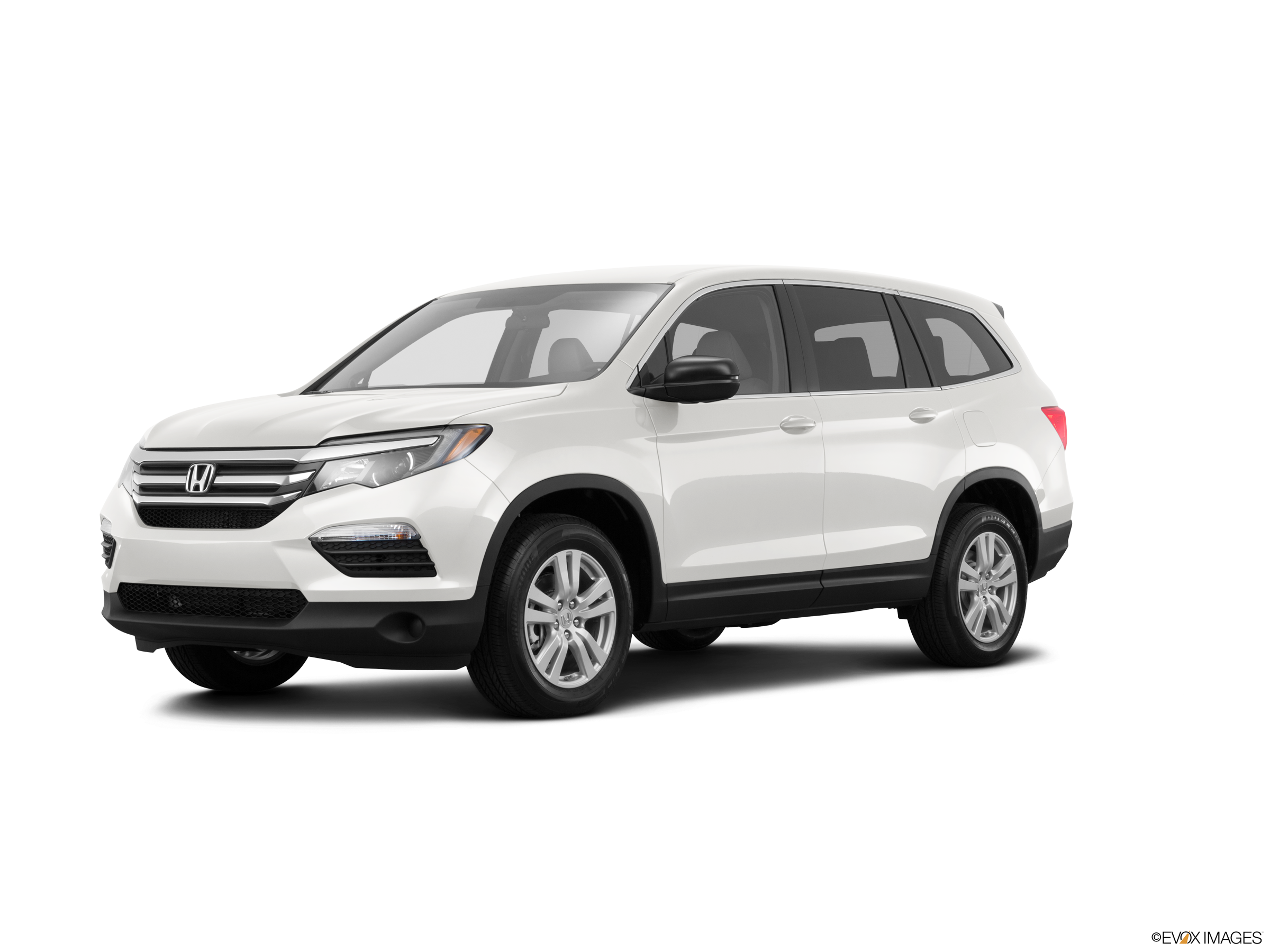 25 Best-Selling SUVs of 2018 - Honda Pilot