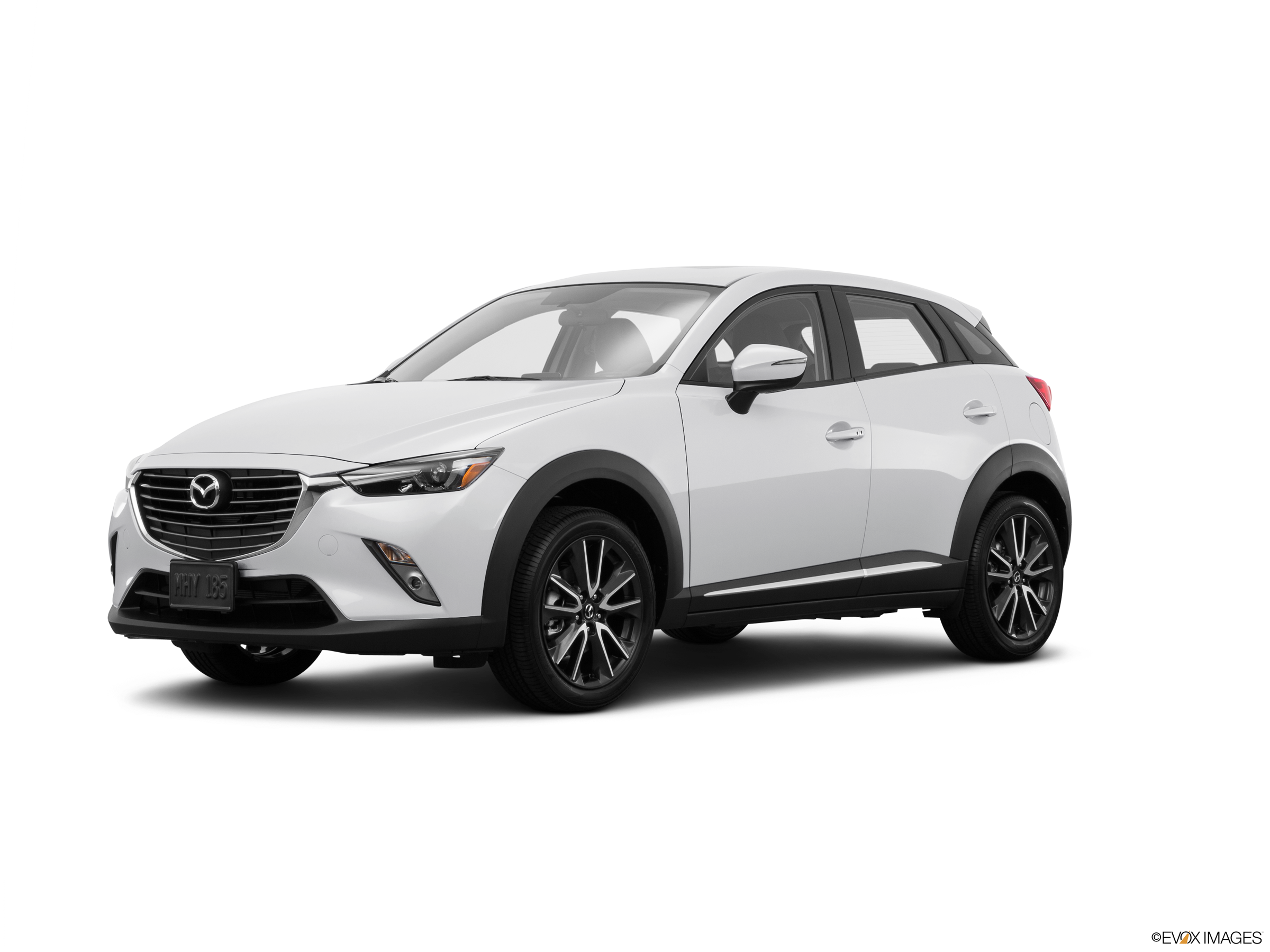 Top Consumer Rated Crossovers of 2017 - 2017 Mazda CX-3