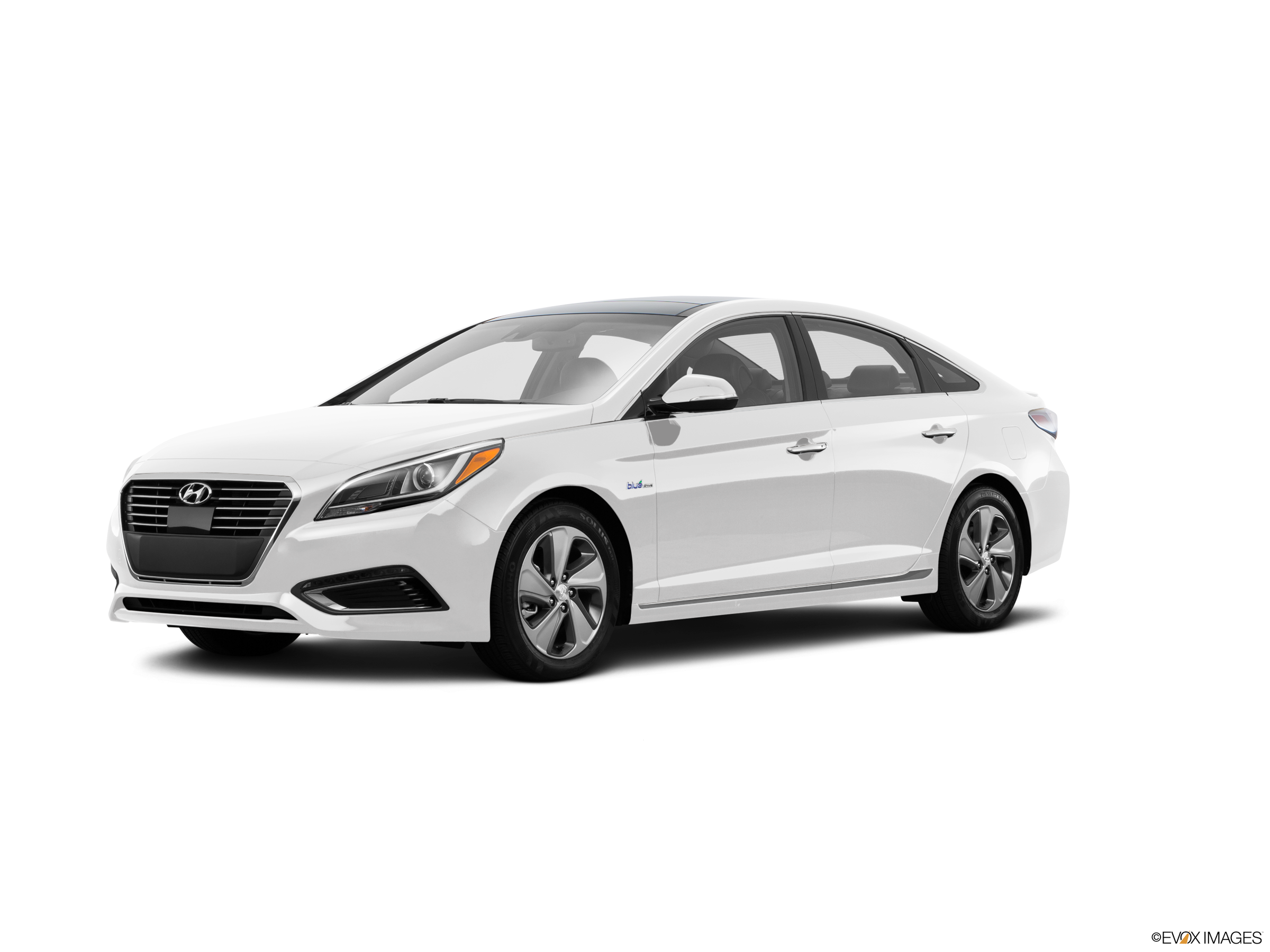 Most Fuel Efficient Hybrids of 2017 - 2017 Hyundai Sonata Hybrid