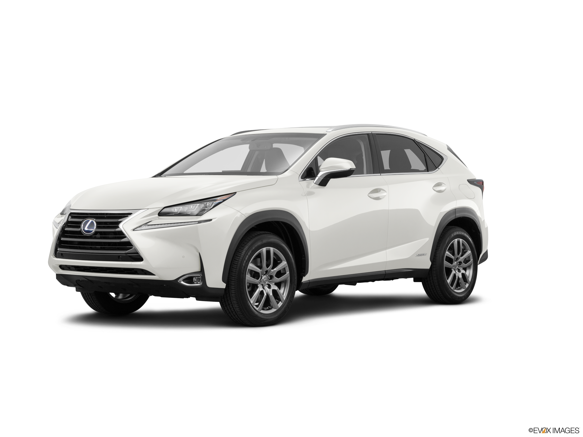 Most Fuel Efficient SUVS of 2017 - 2017 Lexus NX