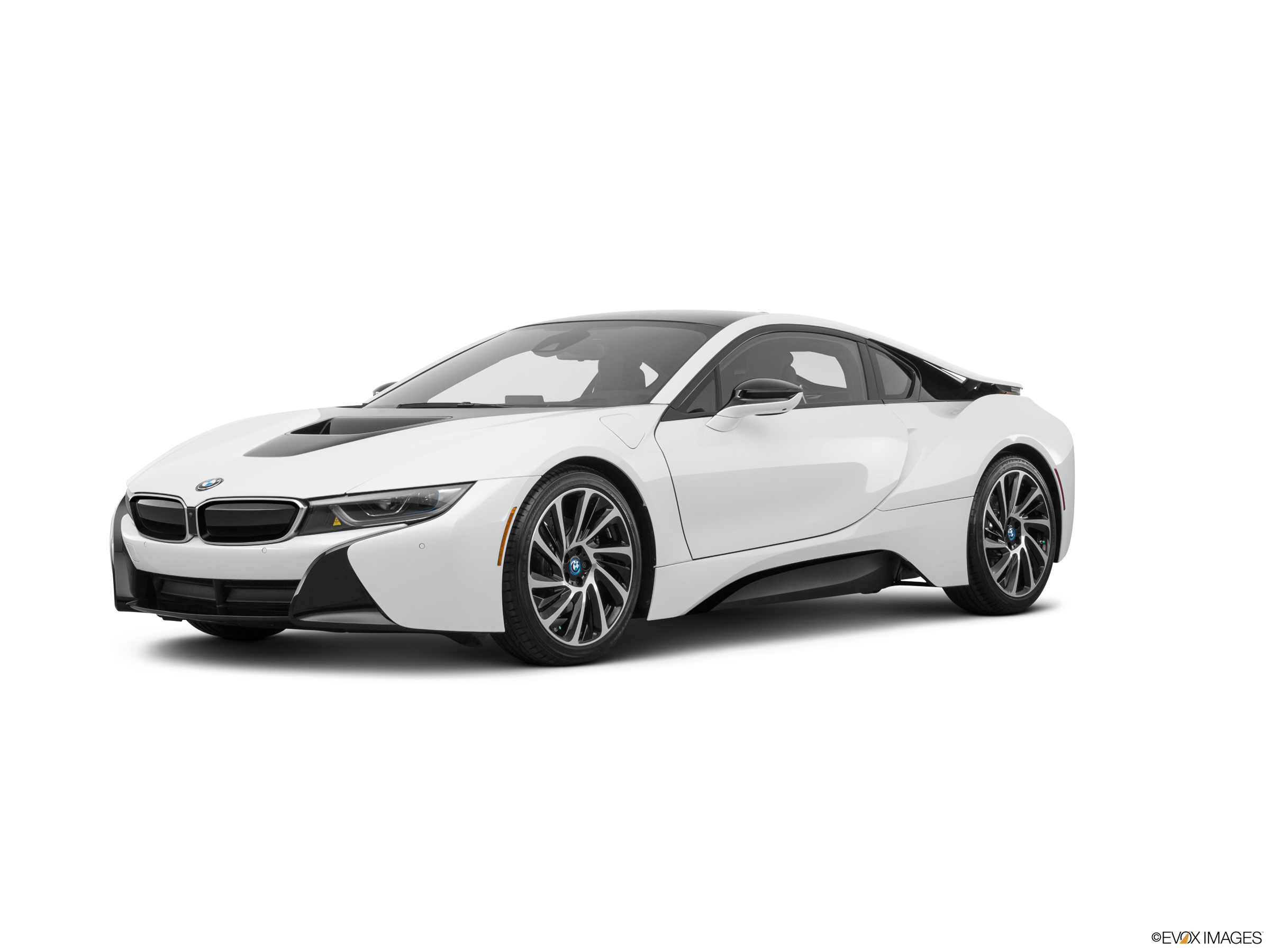 Highest Horsepower Hybrids of 2017 - 2017 BMW i8