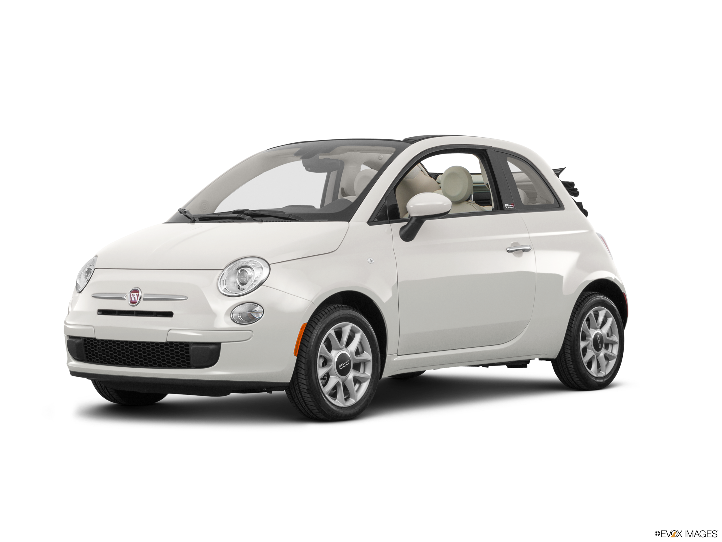 Most Fuel Efficient Convertibles of 2017 - 2017 FIAT 500c