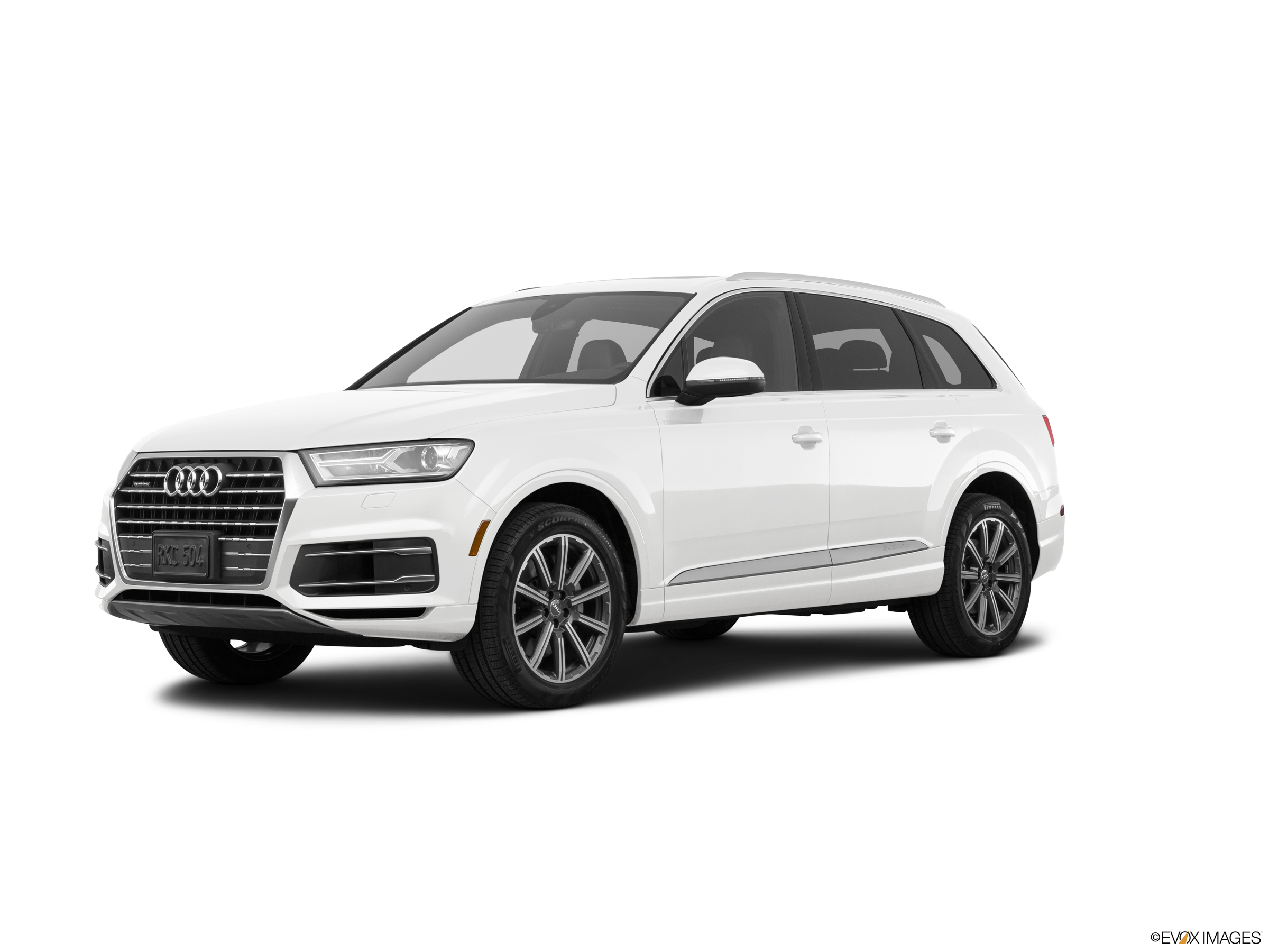 Top Expert Rated SUVS of 2017 - 2017 Audi Q7