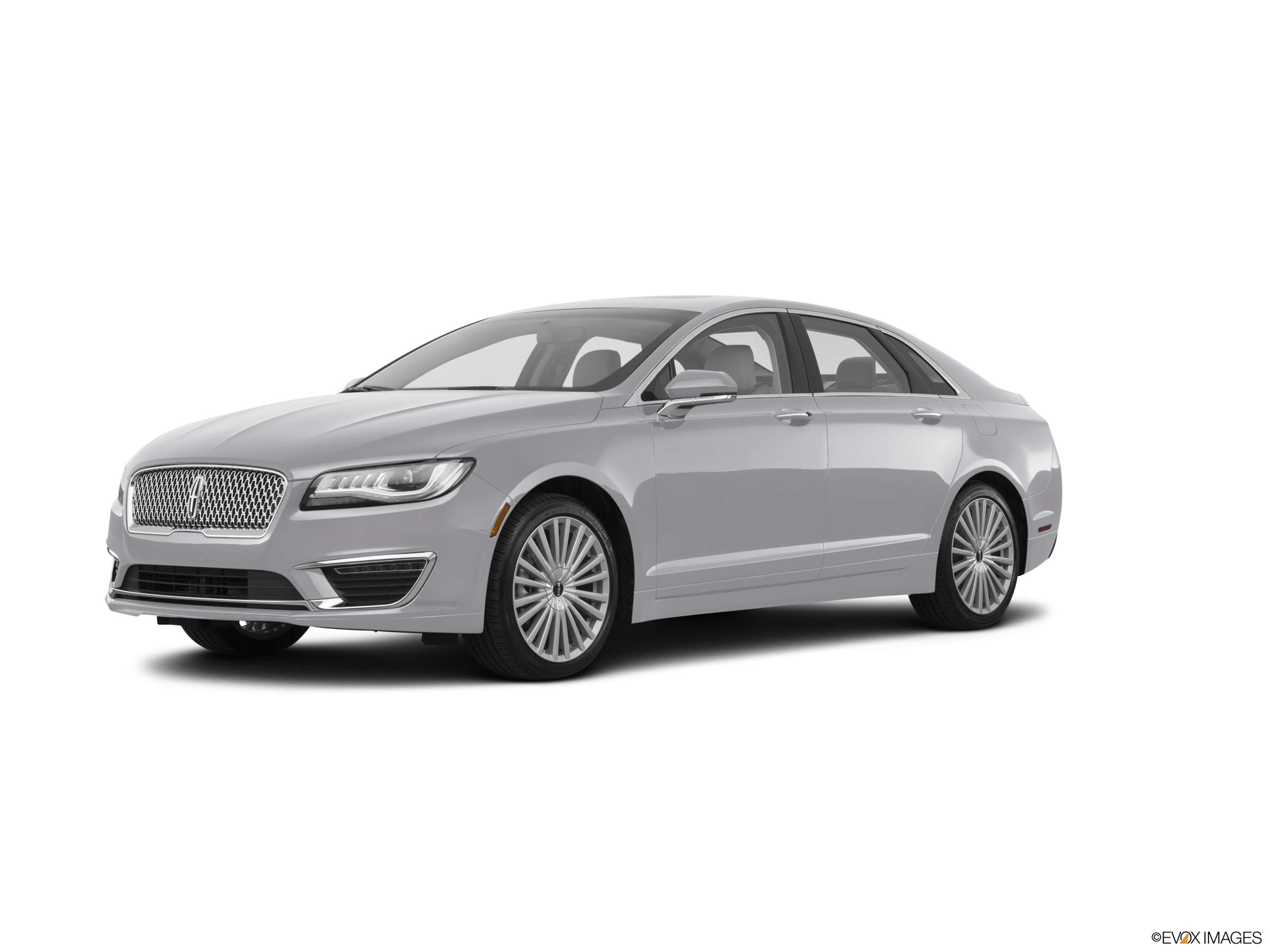 Most Fuel Efficient Luxury Vehicles of 2017 - 2017 Lincoln MKZ