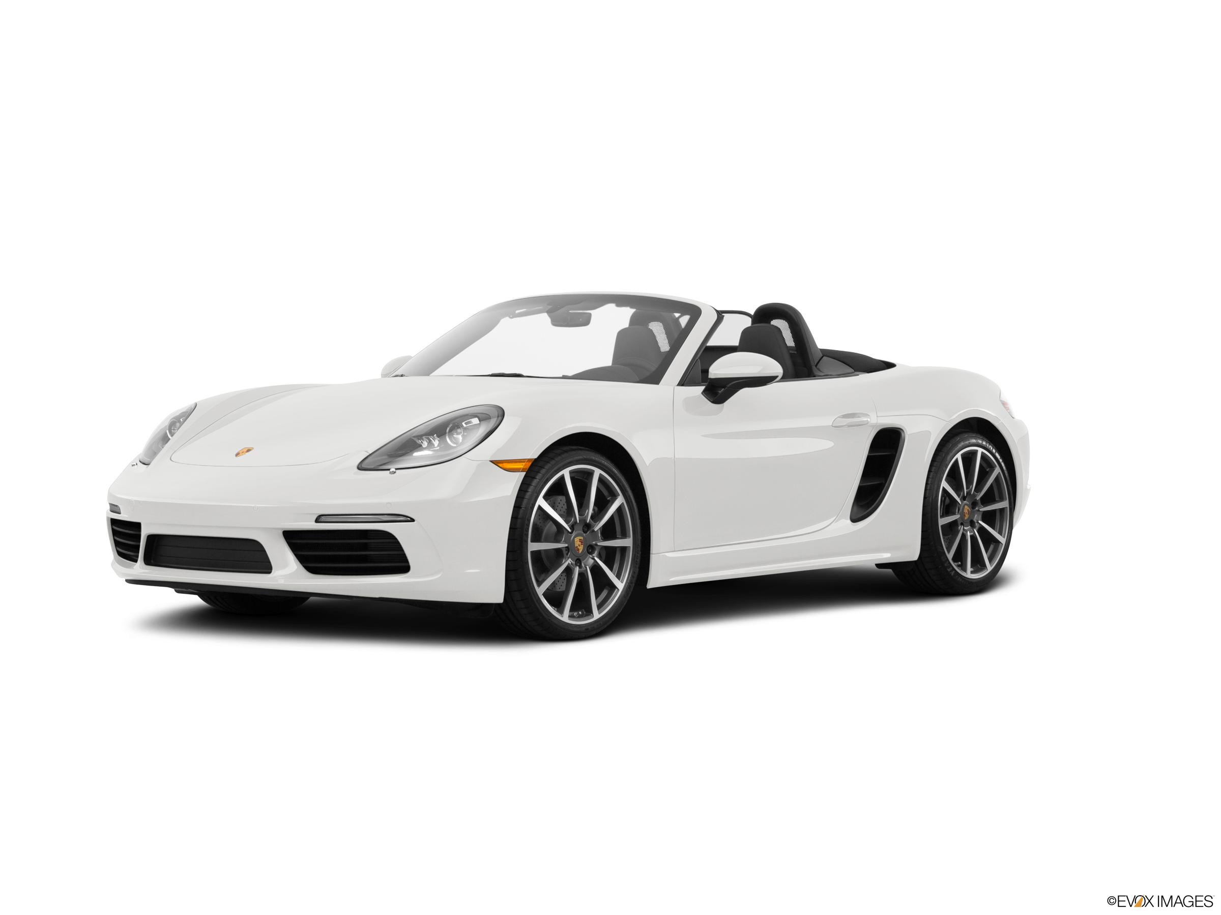 Highest Horsepower Luxury Vehicles of 2019 - 2019 Porsche 718 Boxster