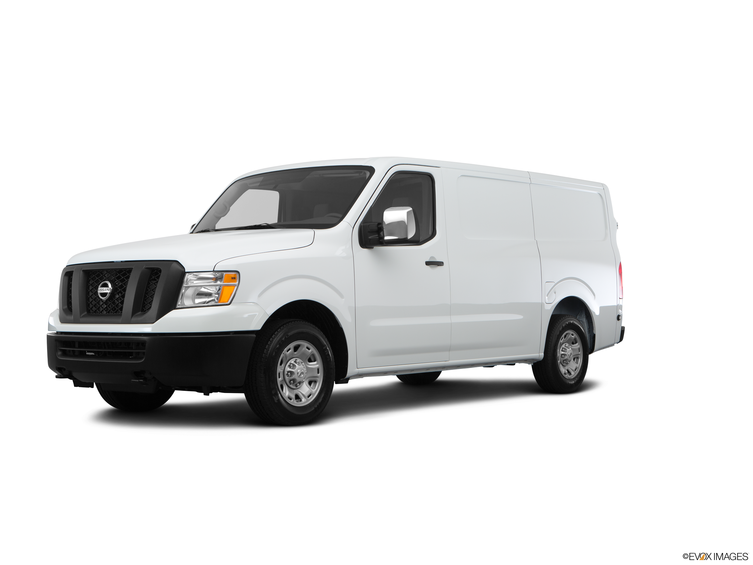 Top Consumer Rated Van/Minivans of 2017 - 2017 Nissan NV3500 HD Cargo