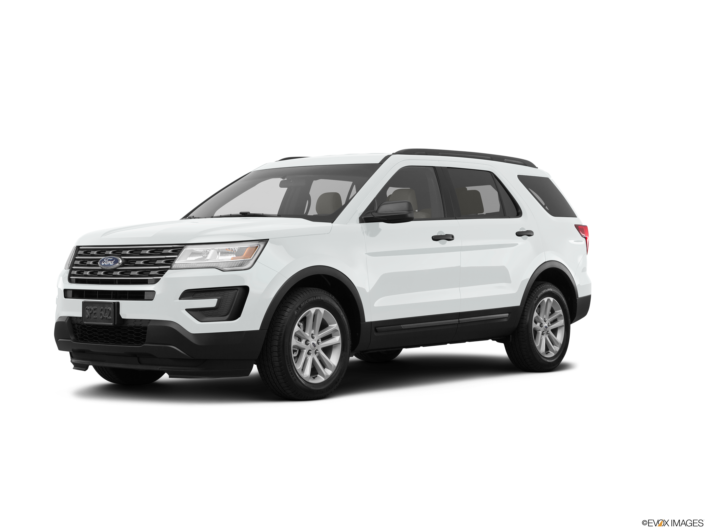25 Best-Selling SUVs of 2018 - Ford Explorer