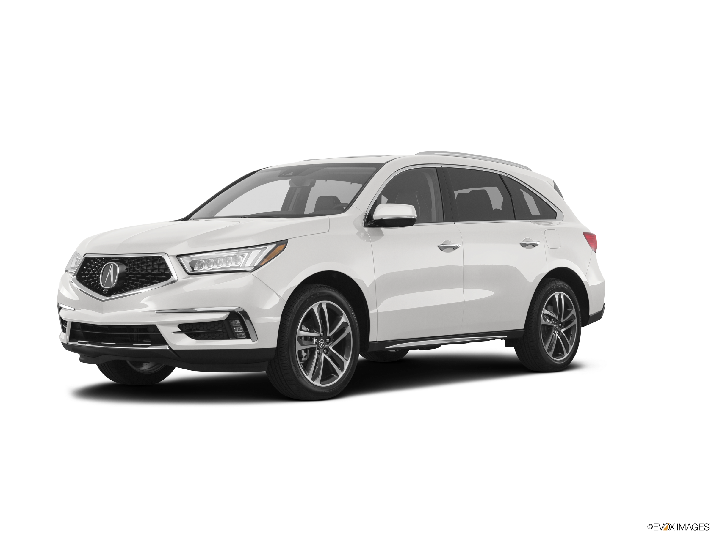 Top Expert Rated SUVS of 2017 - 2017 Acura MDX