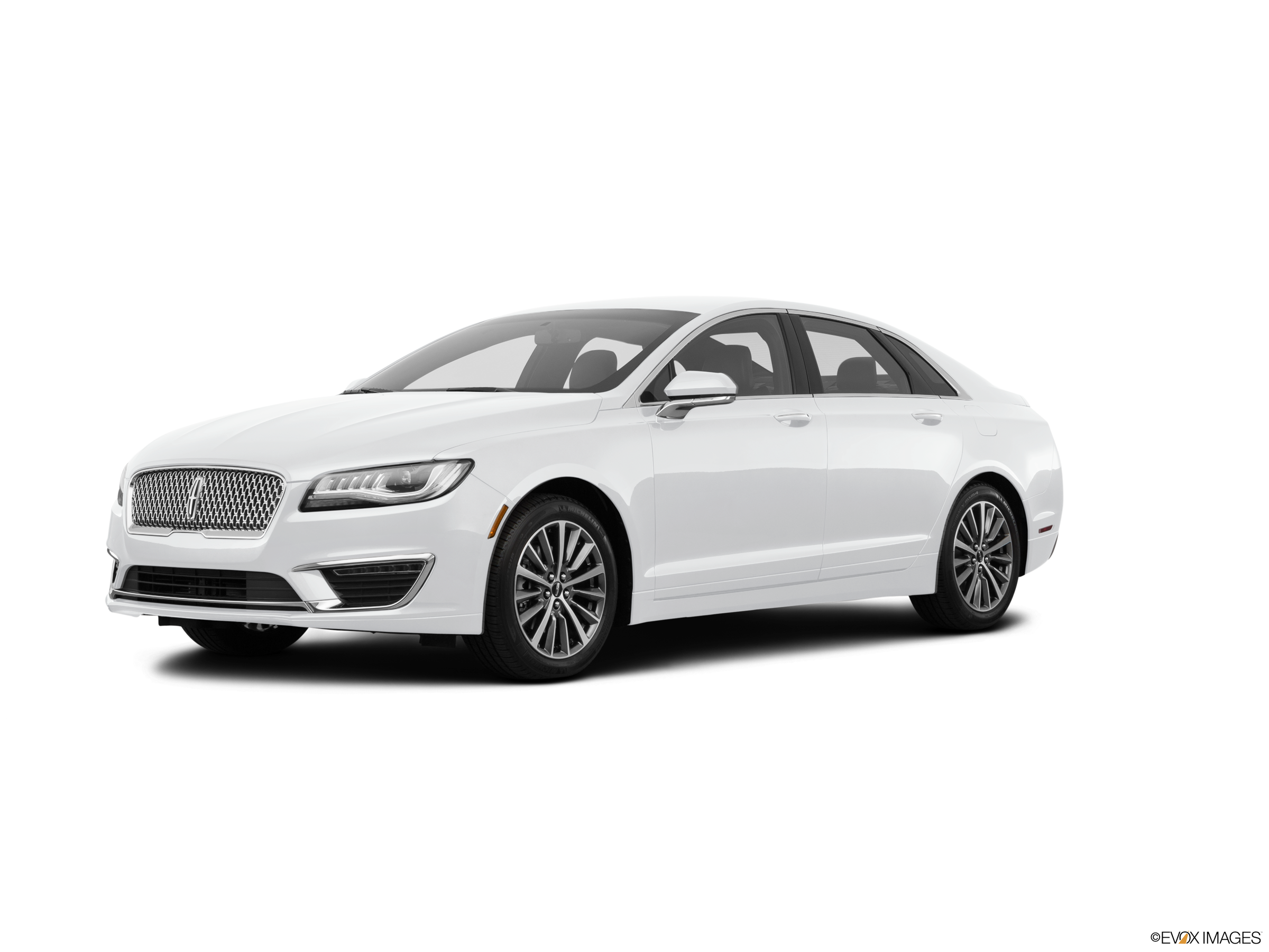 Most Fuel Efficient Luxury Vehicles of 2018 - 2018 Lincoln MKZ