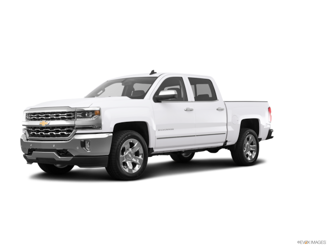 Best Safety Rated Trucks Of 2018 Chevrolet Silverado 1500 Crew Cab