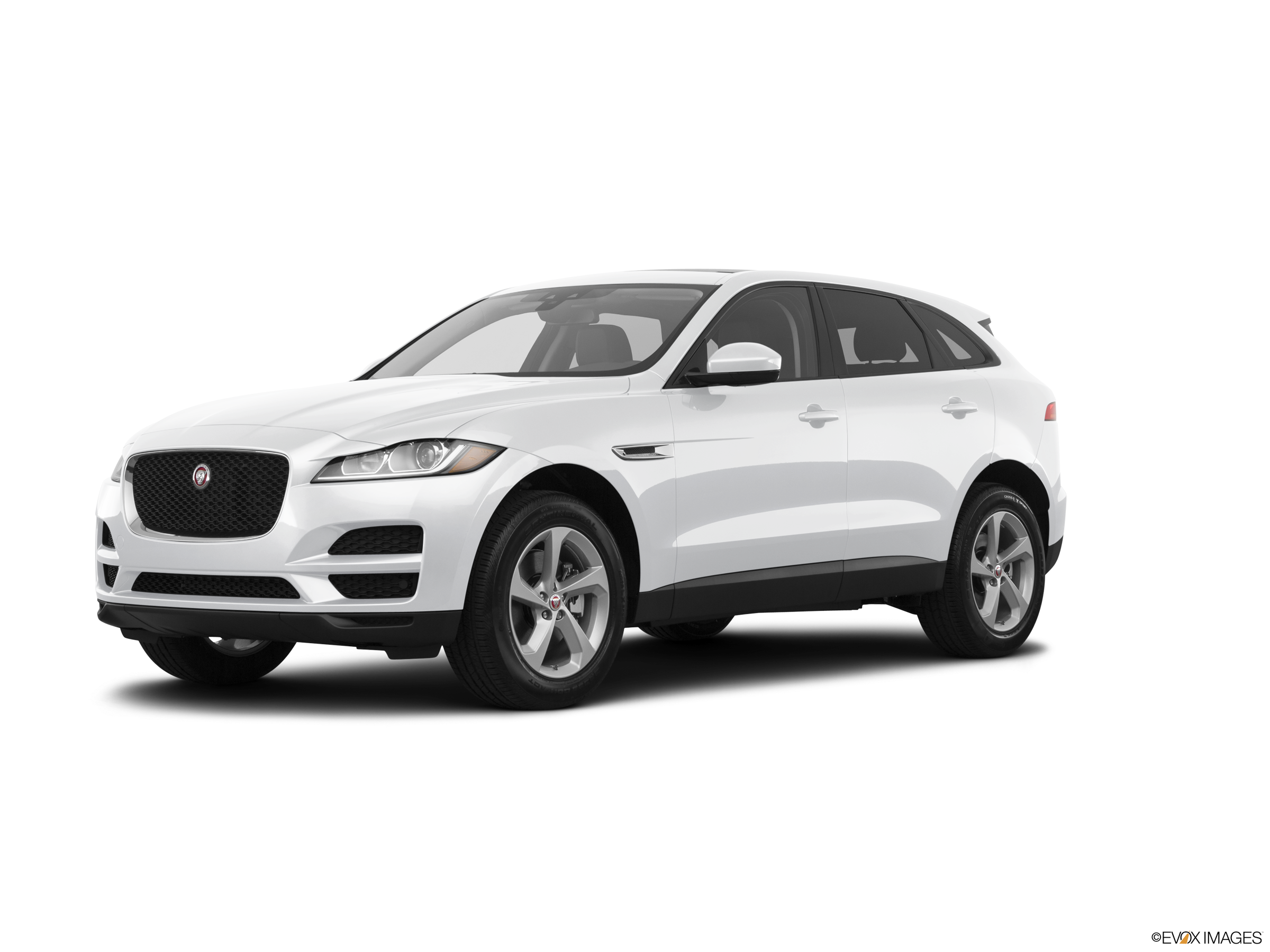 Top Consumer Rated Crossovers of 2017 - 2017 Jaguar F-PACE