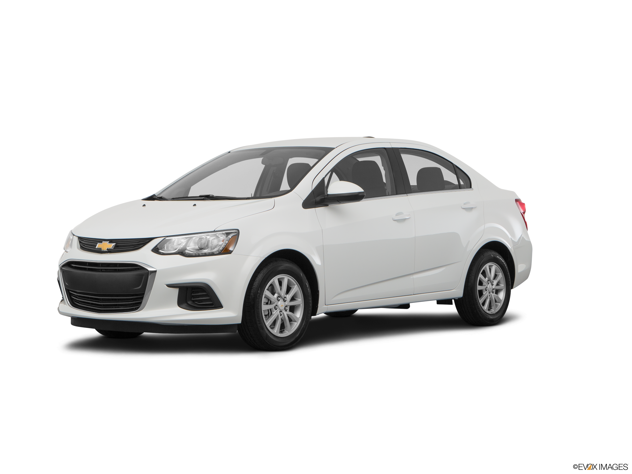 10 Coolest New Cars Under $18,000 - 2017 Chevrolet Sonic