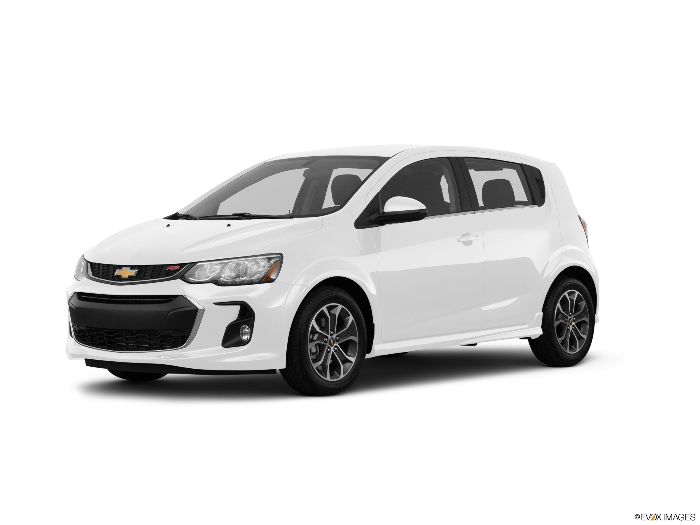 Most Popular Hatchbacks of 2018 - 2018 Chevrolet Sonic