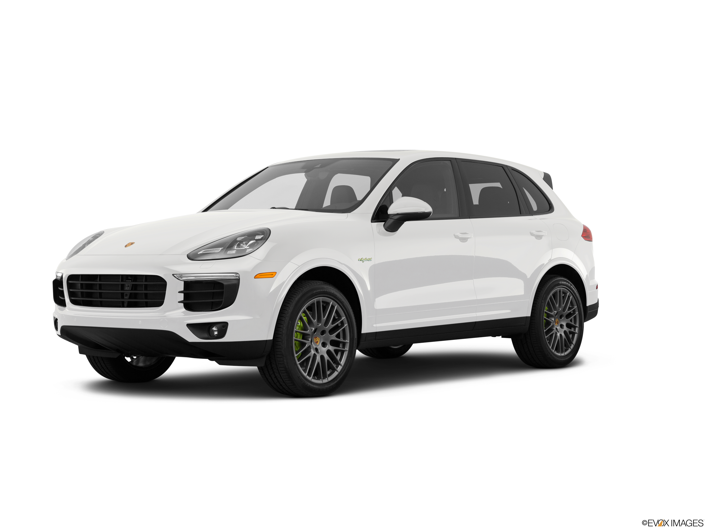 Highest Horsepower Hybrids of 2017 - 2017 Porsche Cayenne