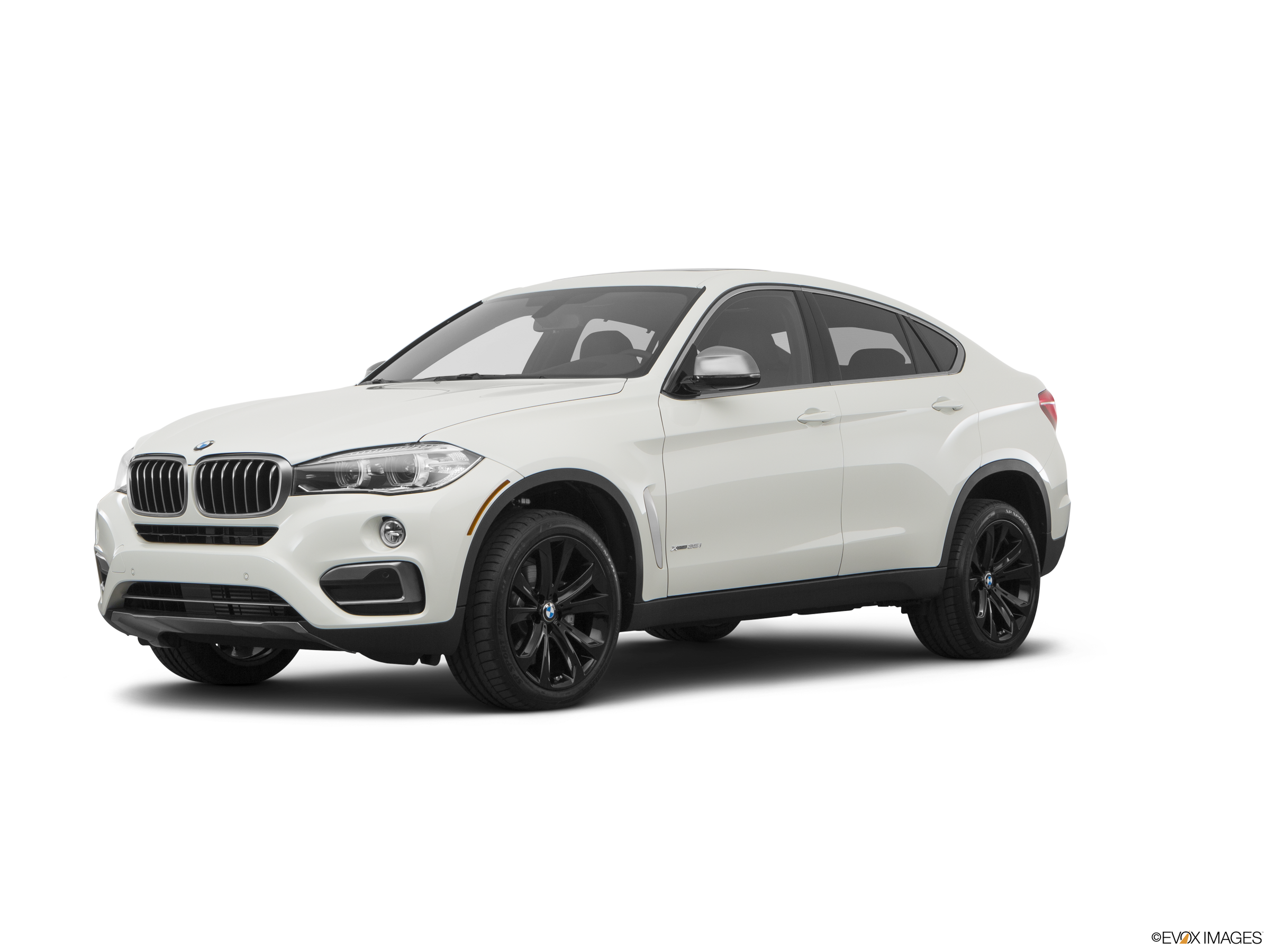 Highest Horsepower Crossovers of 2017 - 2017 BMW X6
