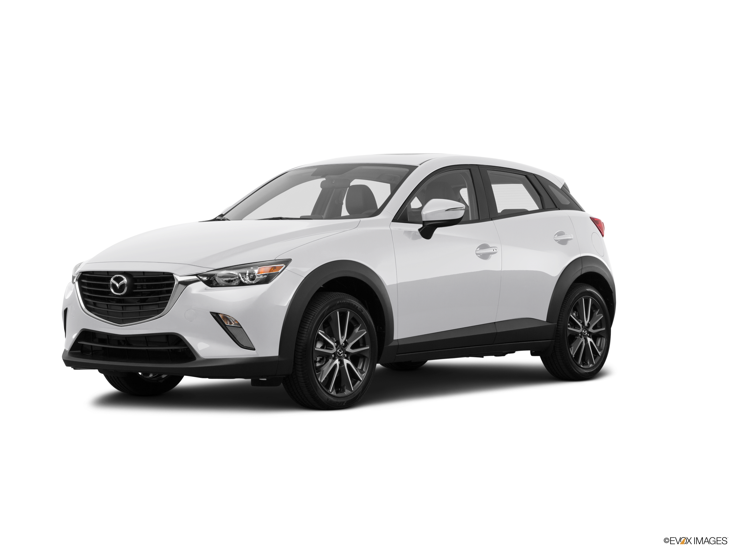 Most Fuel Efficient SUVS of 2017 - 2017 Mazda CX-3