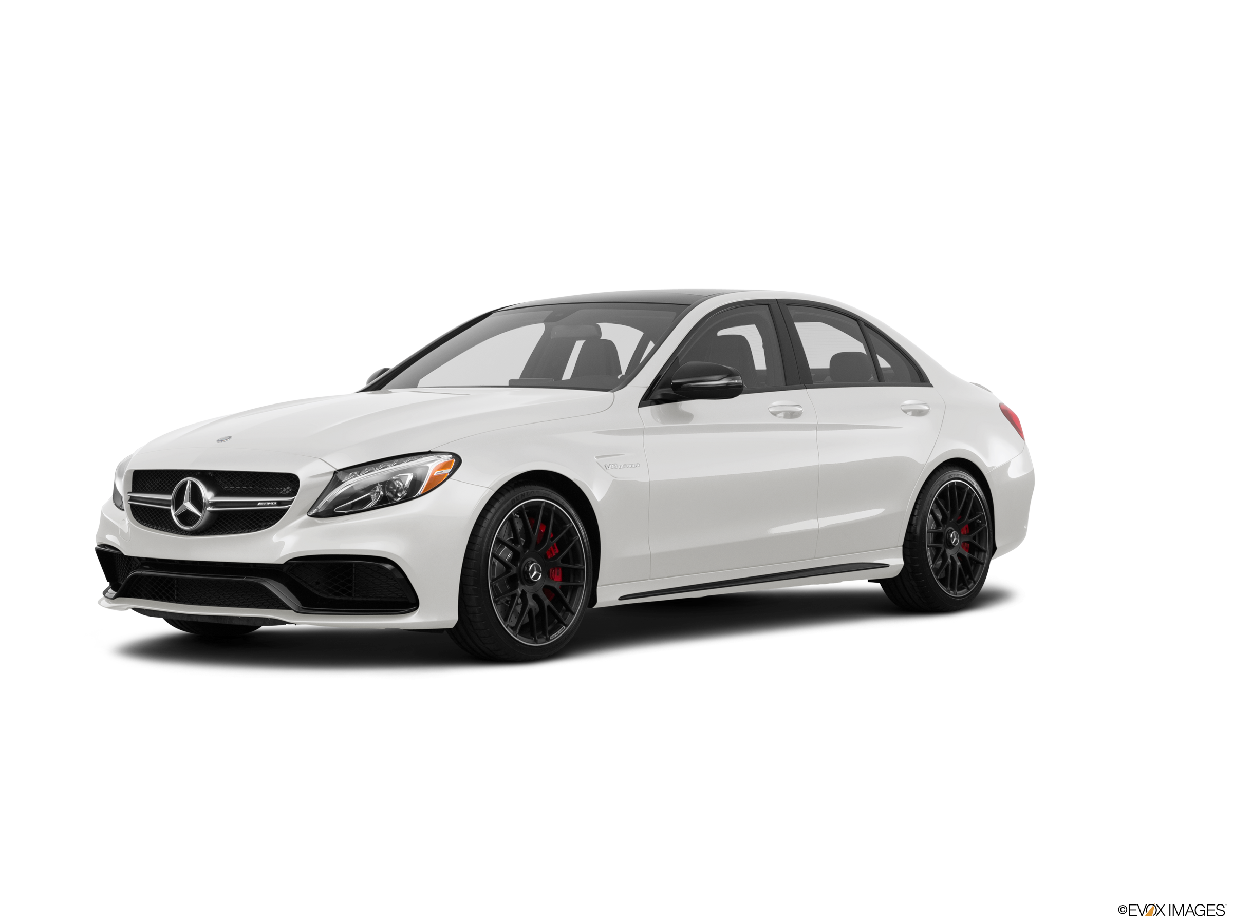 Top Expert Rated Luxury Vehicles of 2018 - 2018 Mercedes-Benz Mercedes-AMG C-Class