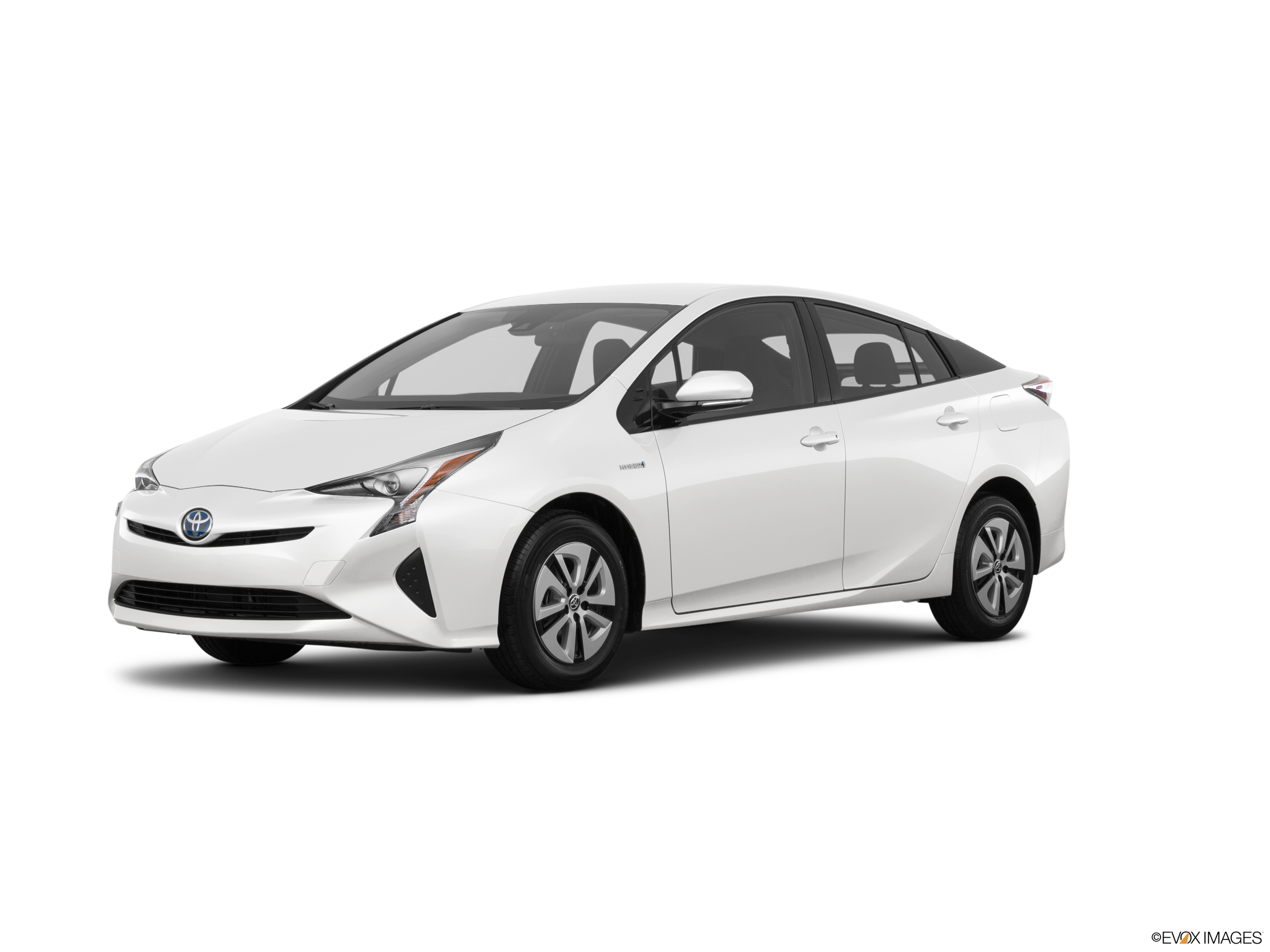 Most Fuel Efficient Hybrids of 2017 - 2017 Toyota Prius