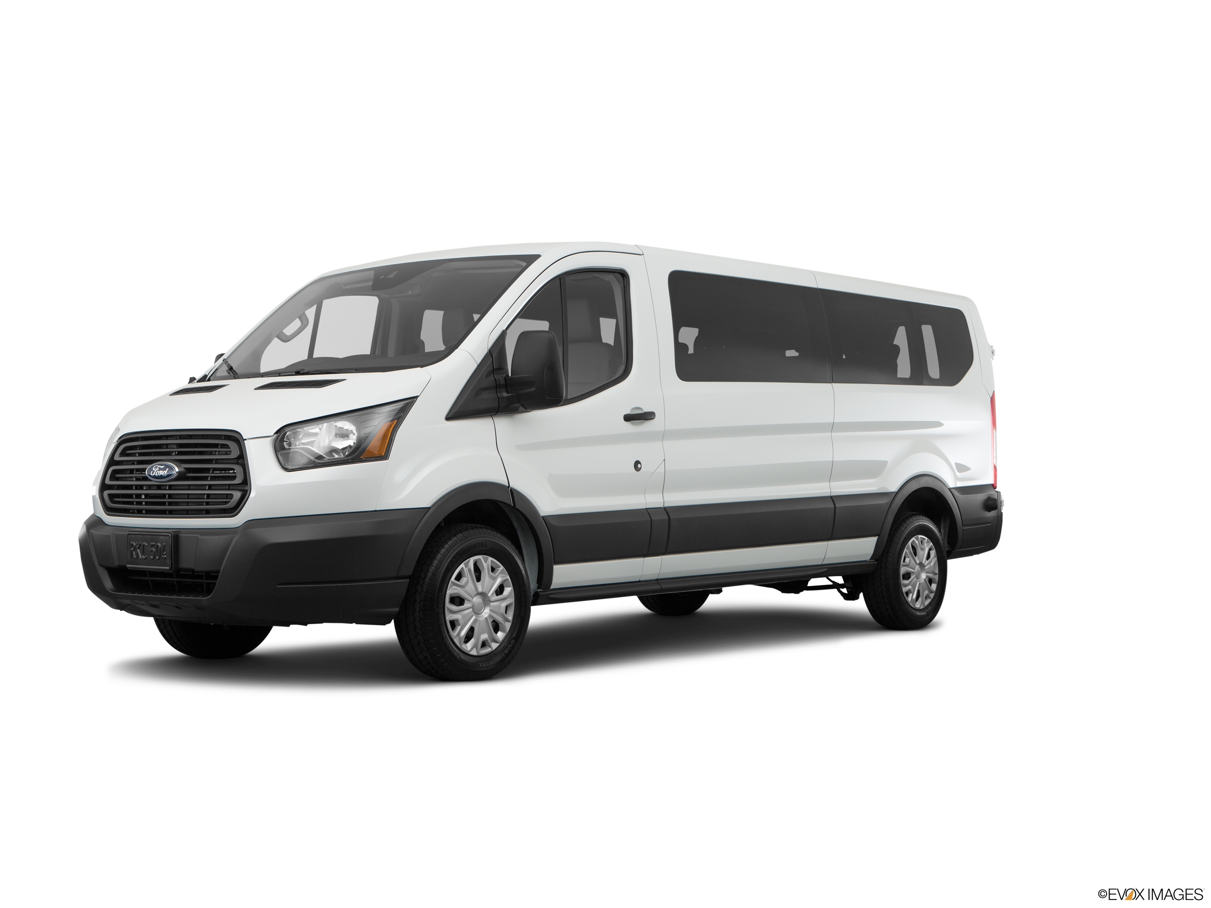Best Safety Rated Van/Minivans of 2017 - 2017 Ford Transit 350 Wagon