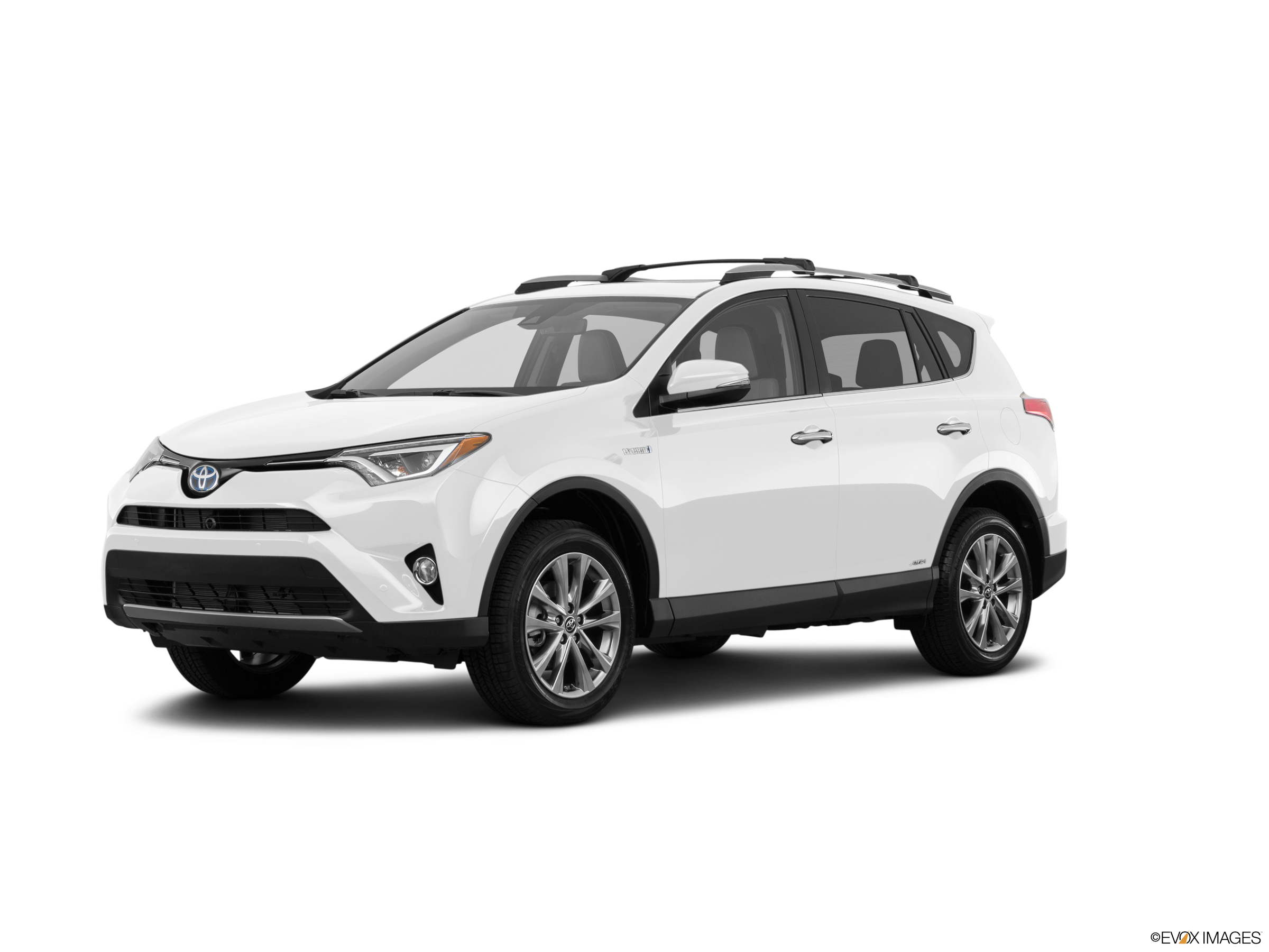 Most Fuel Efficient SUVS of 2017 - 2017 Toyota RAV4 Hybrid