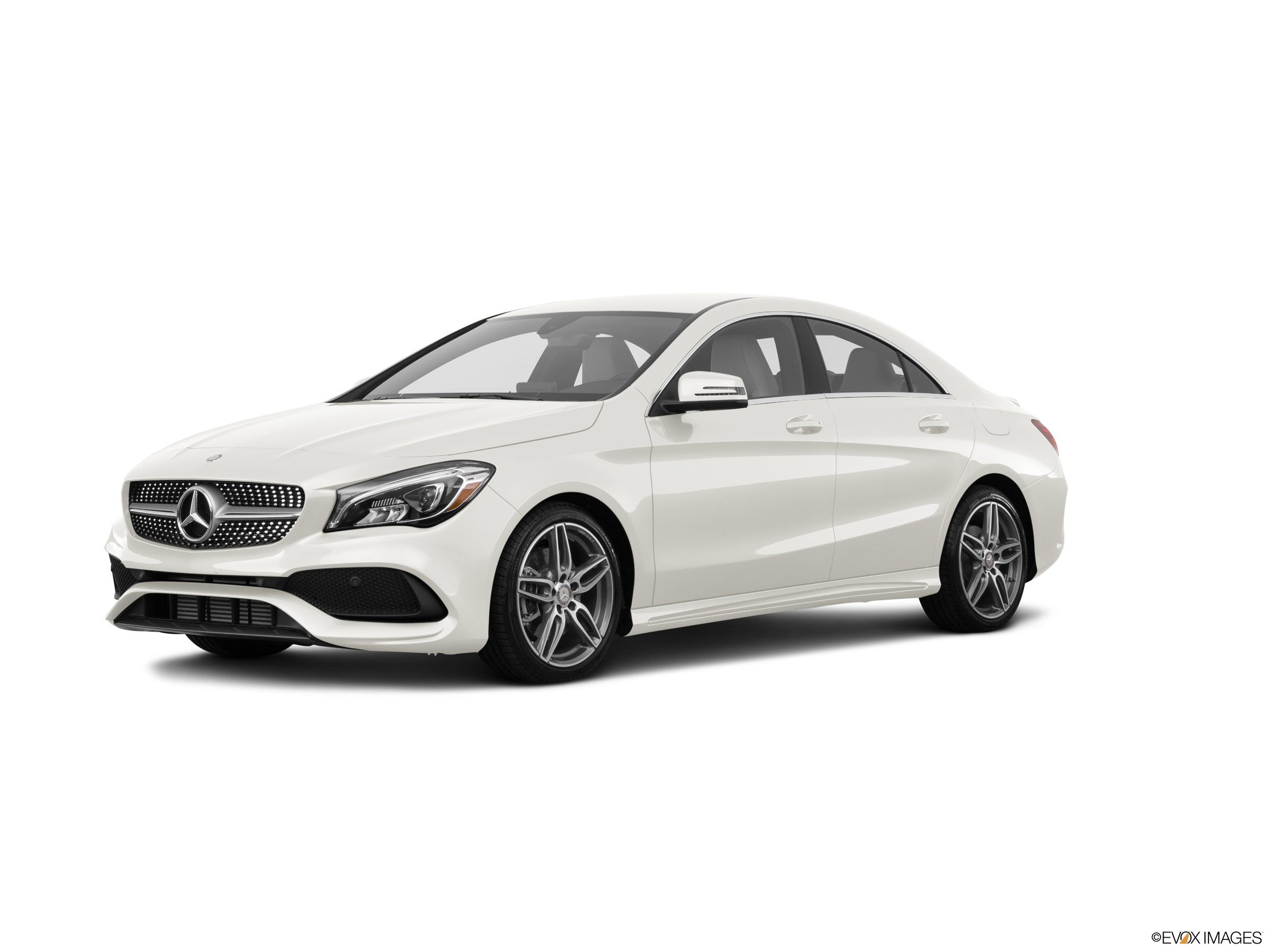 10 Best Luxury Cars Under $35,000 - 2018 Mercedes-Benz CLA