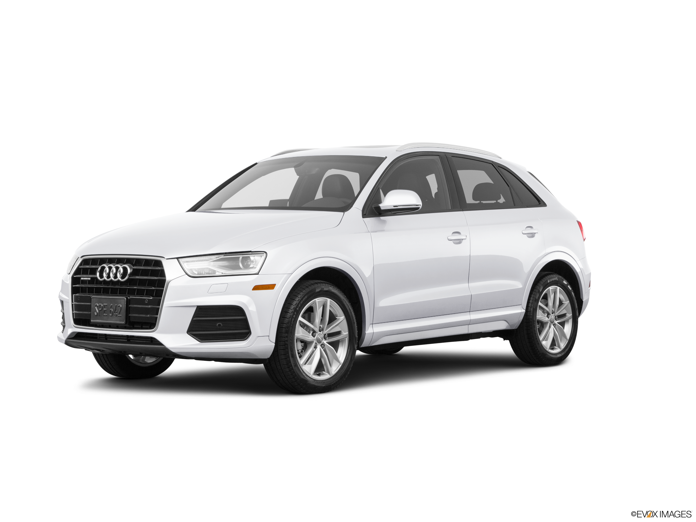 Top Consumer Rated Crossovers of 2017 - 2017 Audi Q3