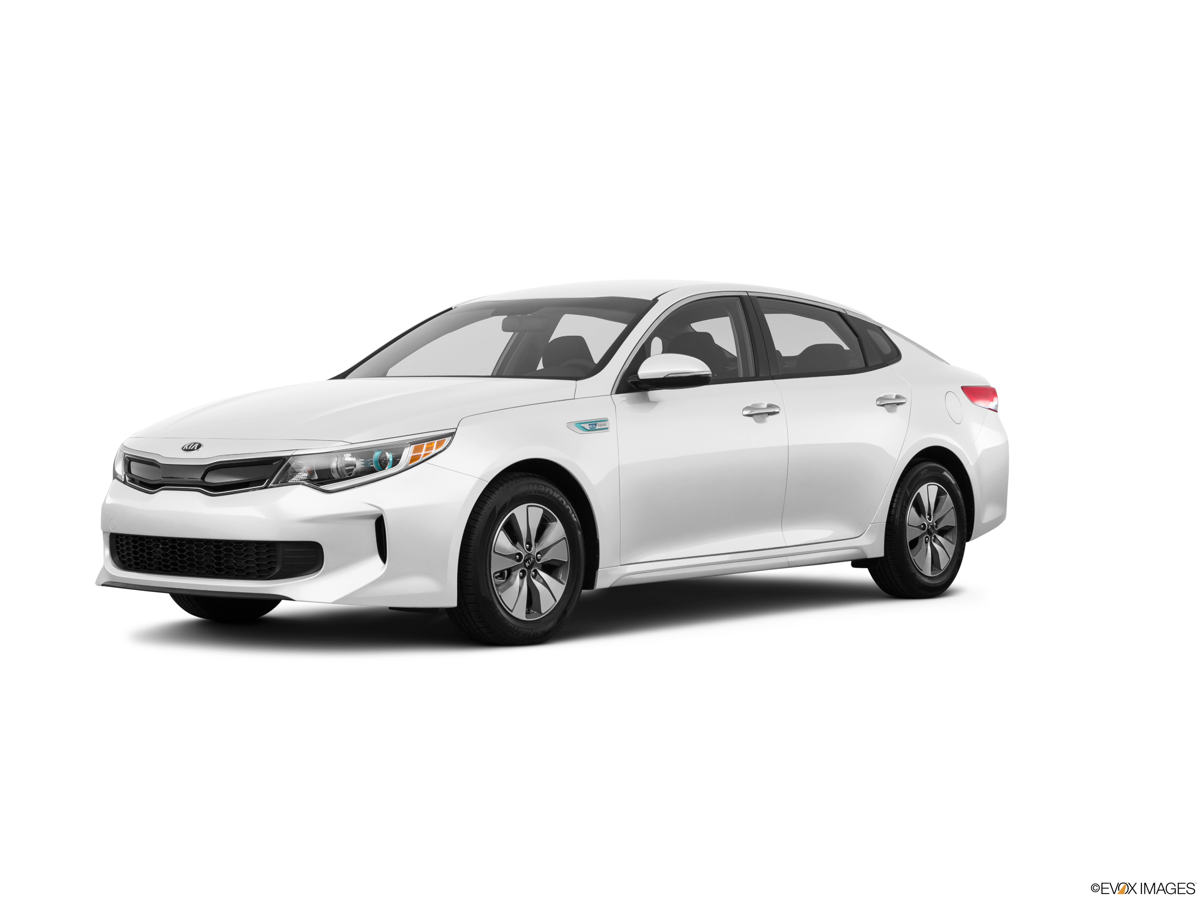 Most Fuel Efficient Hybrids of 2017 - 2017 Kia Optima Hybrid