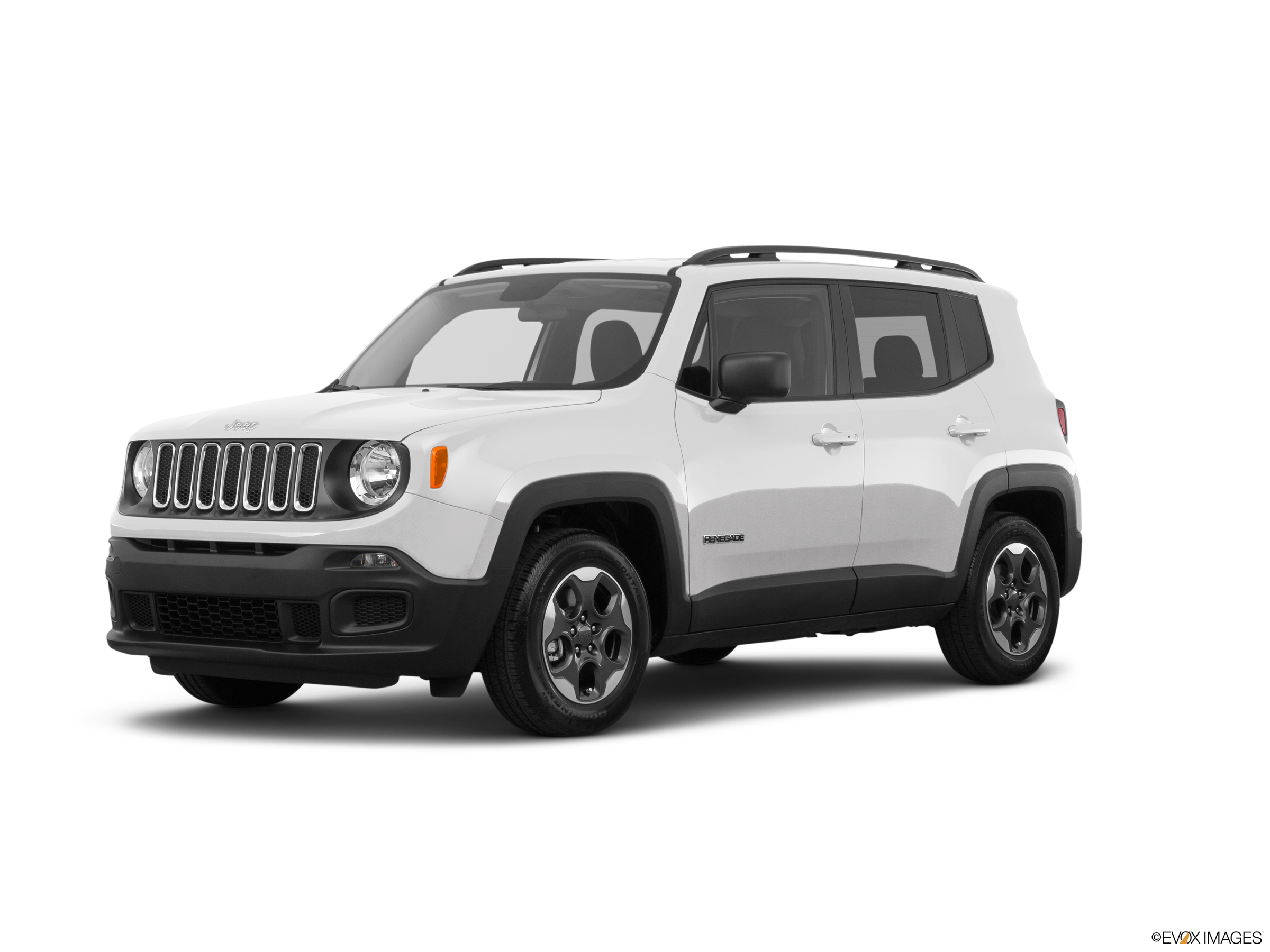 10 Best All-Wheel-Drive Vehicles Under $25,000 - 2018 Jeep Renegade