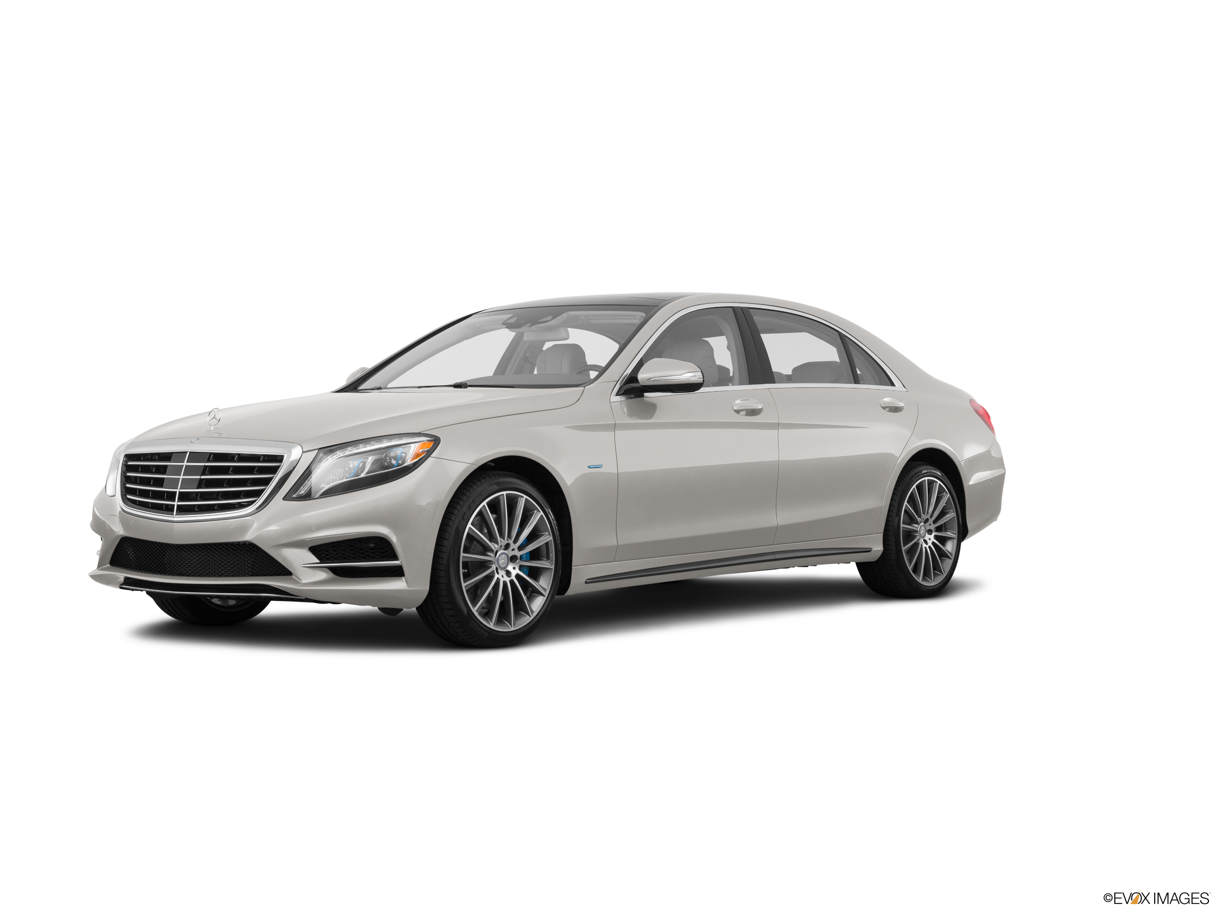 Top Consumer Rated Hybrids of 2017 - 2017 Mercedes-Benz S-Class