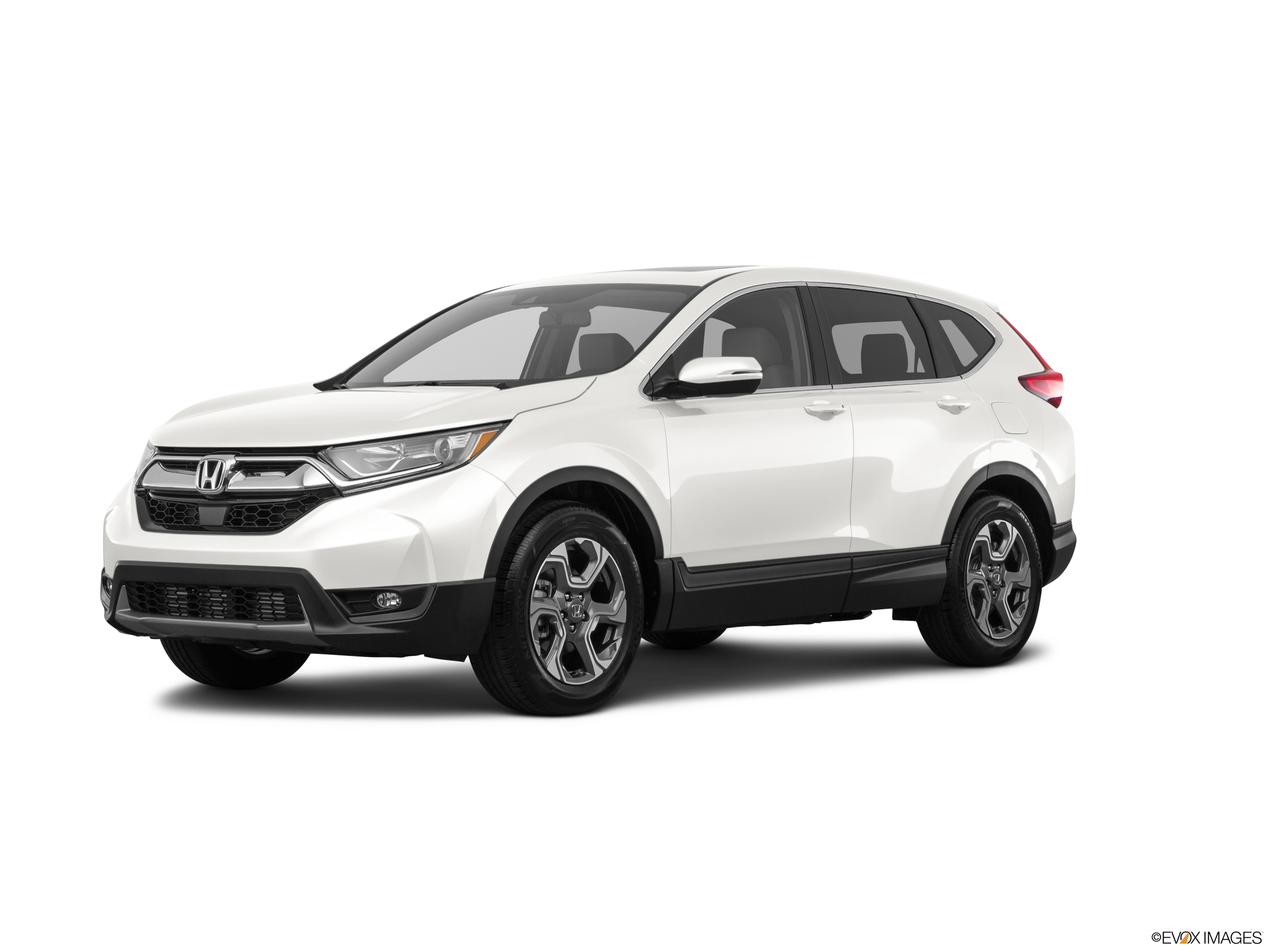 Top Expert Rated SUVS of 2017 - 2017 Honda CR-V