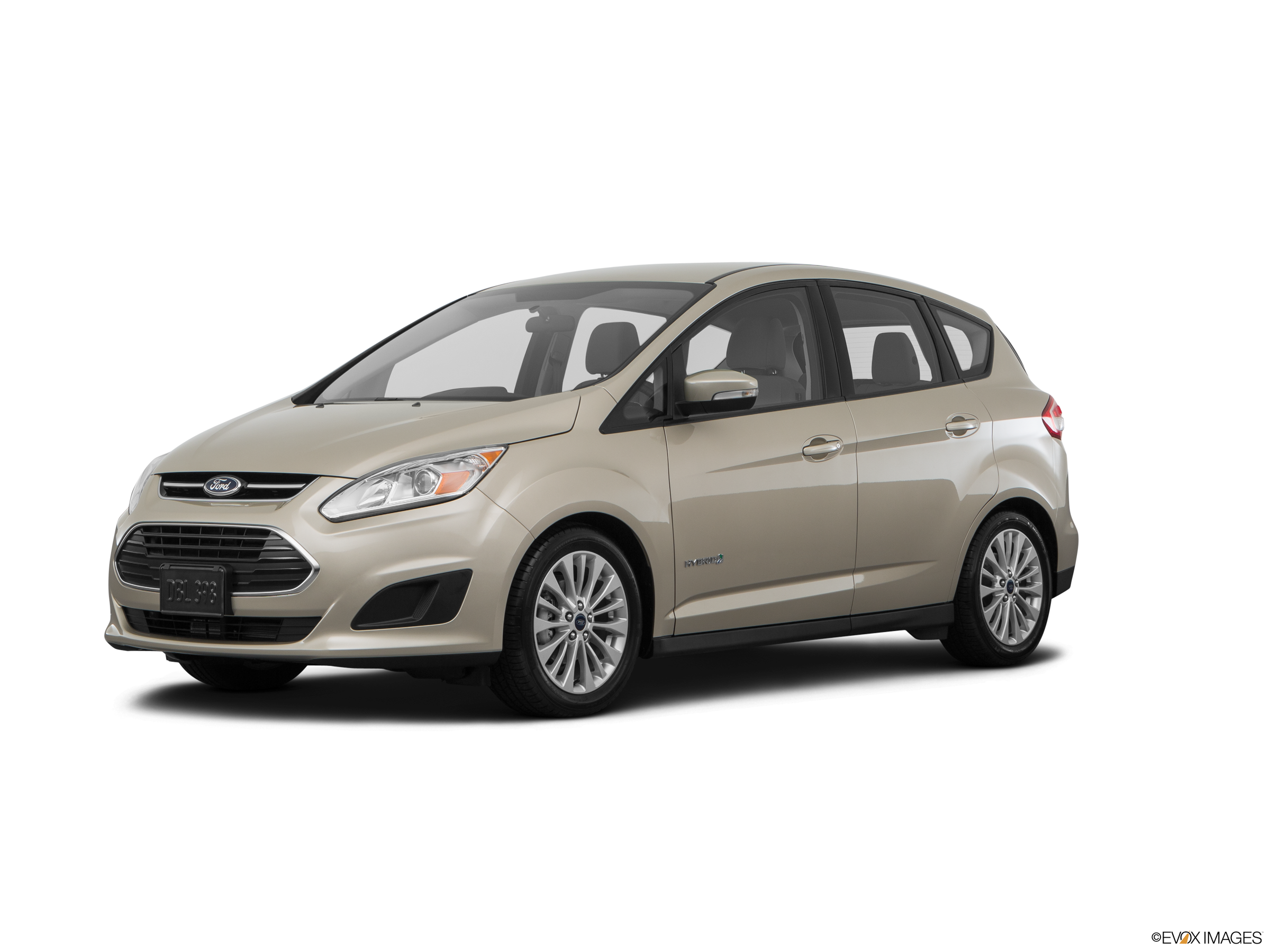 Most Popular Wagons of 2018 - 2018 Ford C-MAX Hybrid