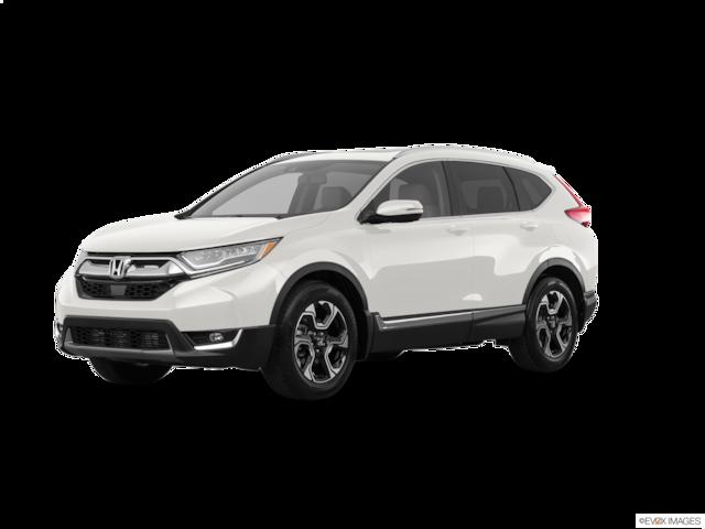 Most Fuel Efficient Suvs Of 2018 Honda Cr V