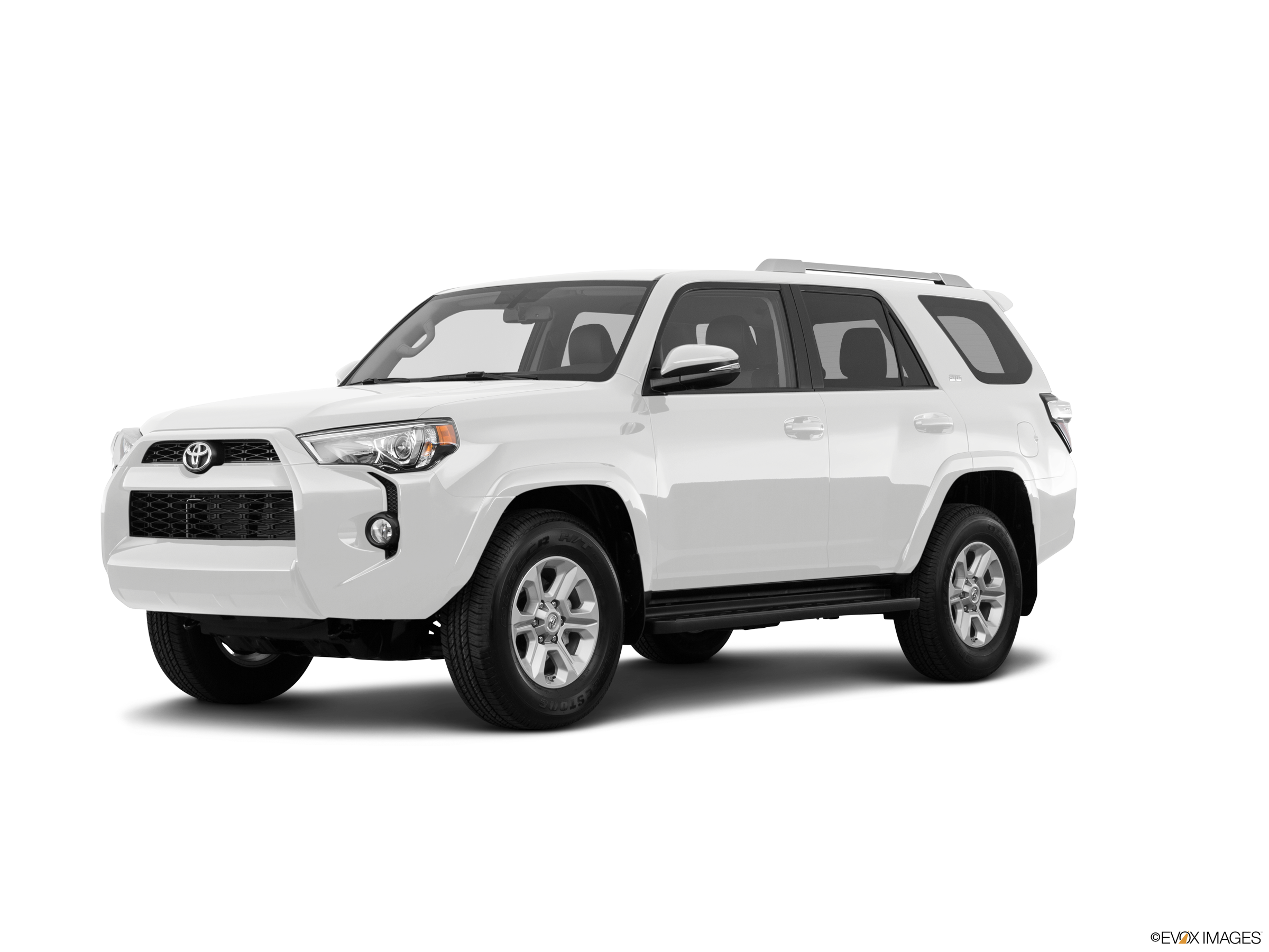 25 Best-Selling SUVs of 2018 - Toyota 4Runner