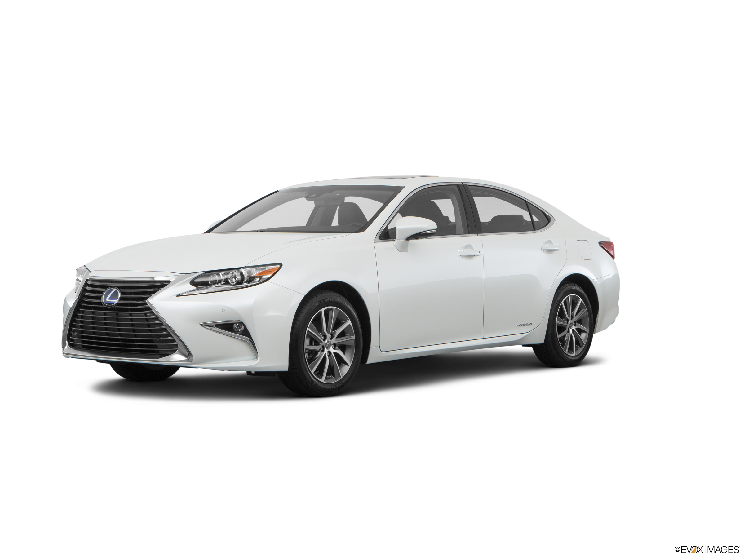Most Fuel Efficient Luxury Vehicles of 2018 - 2018 Lexus ES