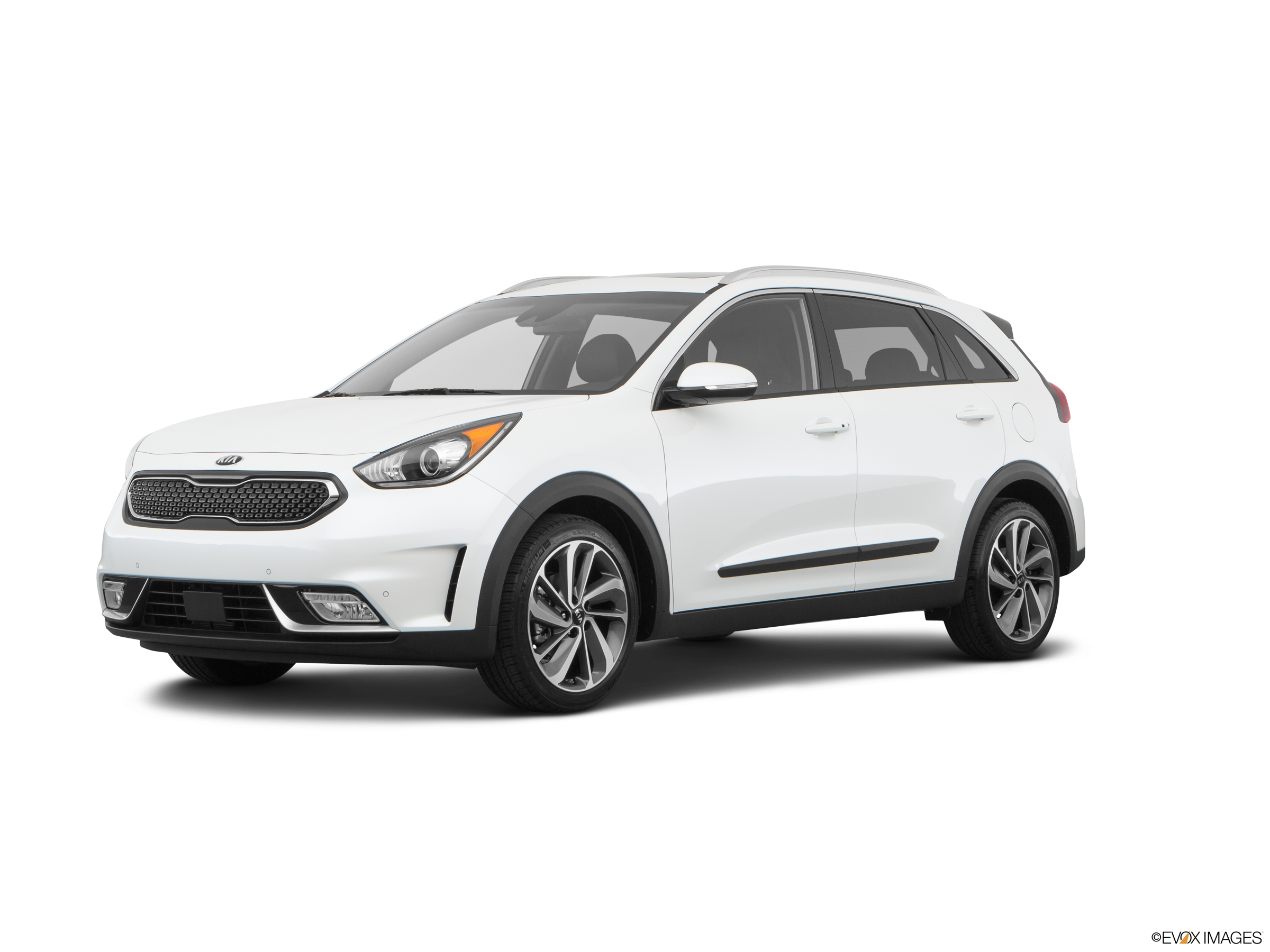 Top Consumer Rated Hybrids of 2017 - 2017 Kia Niro