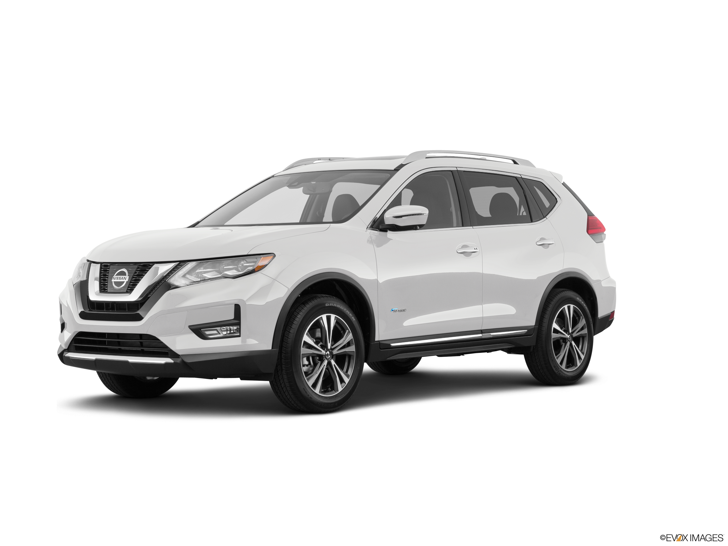 Most Popular Hybrids of 2017 - 2017 Nissan Rogue