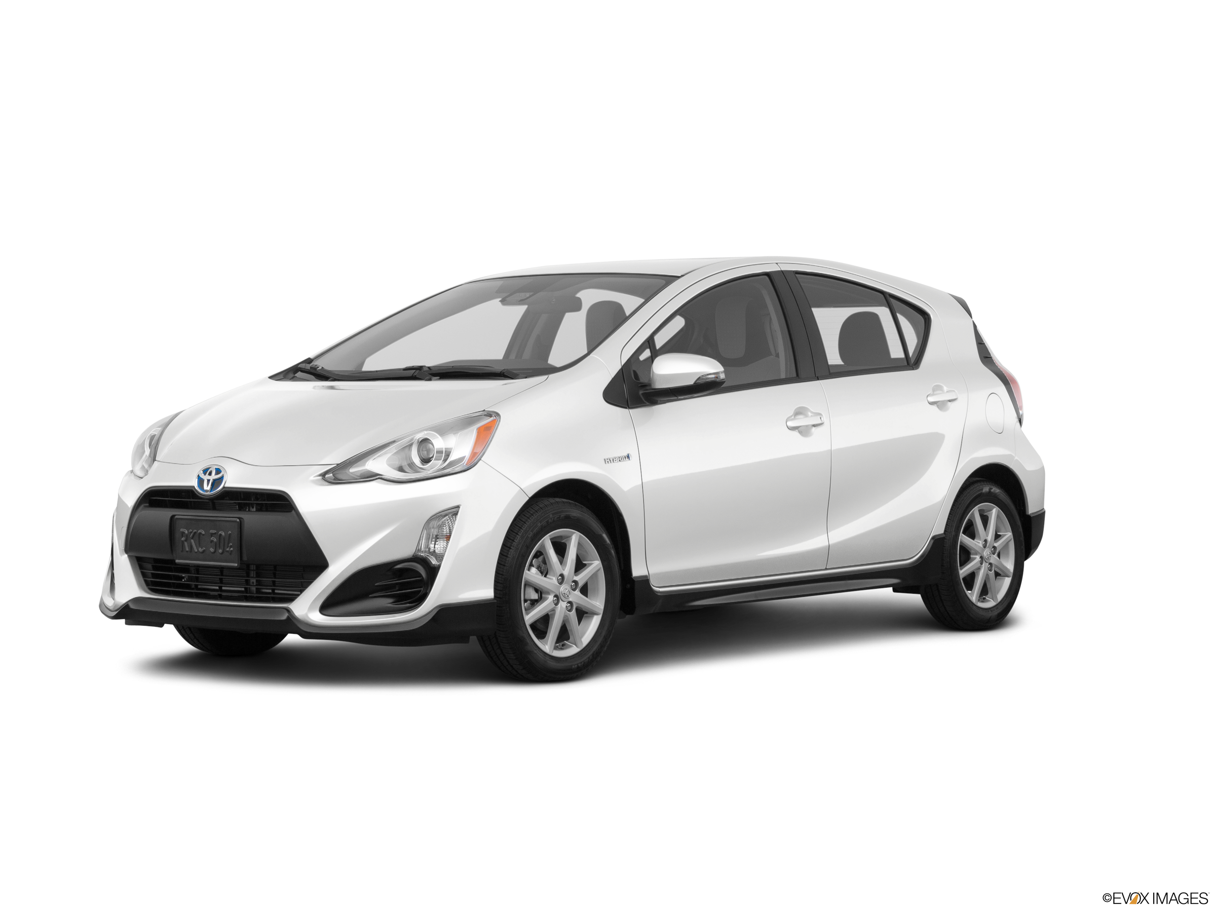 Most Fuel Efficient Hybrids of 2017 - 2017 Toyota Prius c