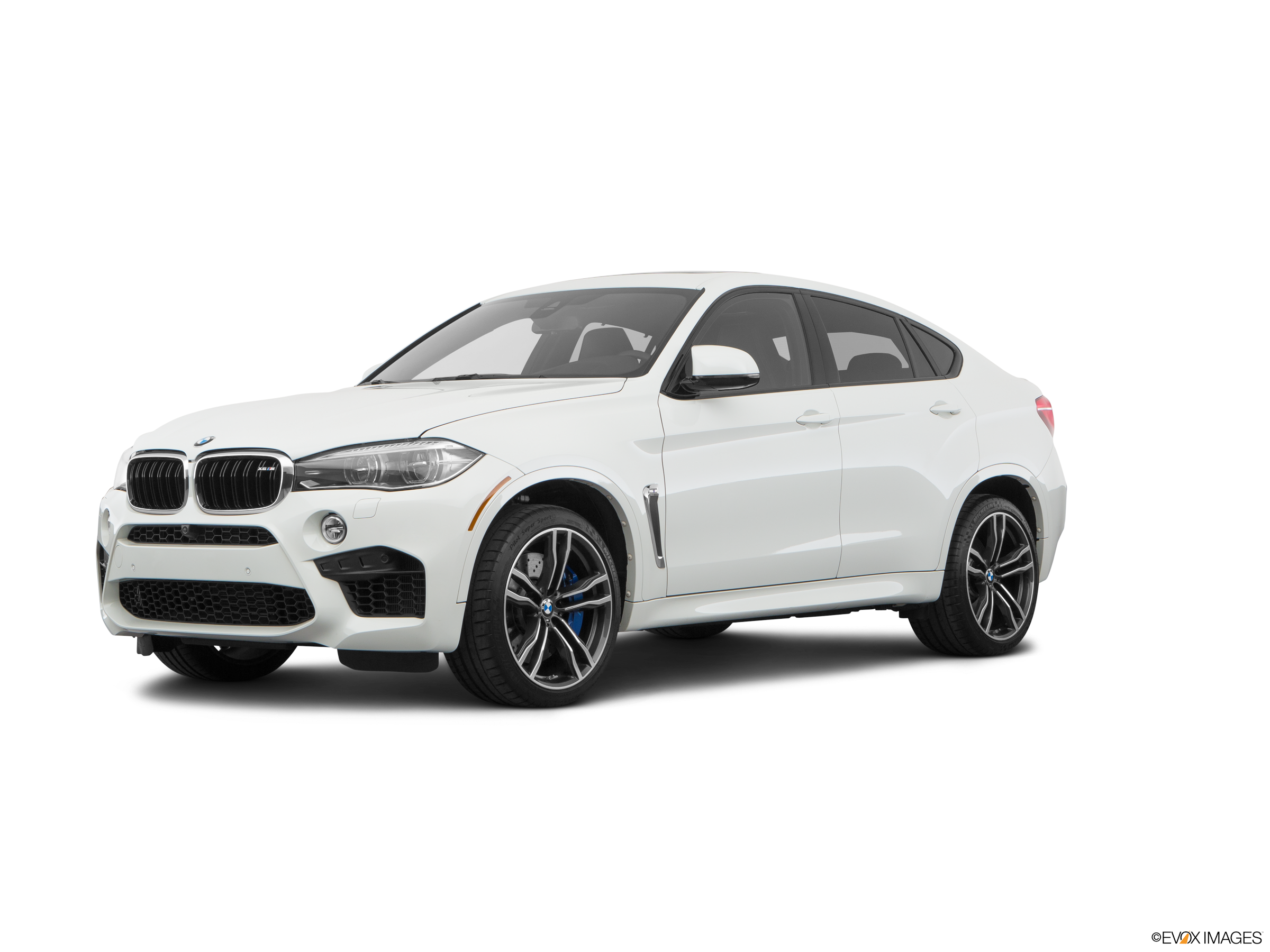 Highest Horsepower Crossovers of 2017 - 2017 BMW X6 M