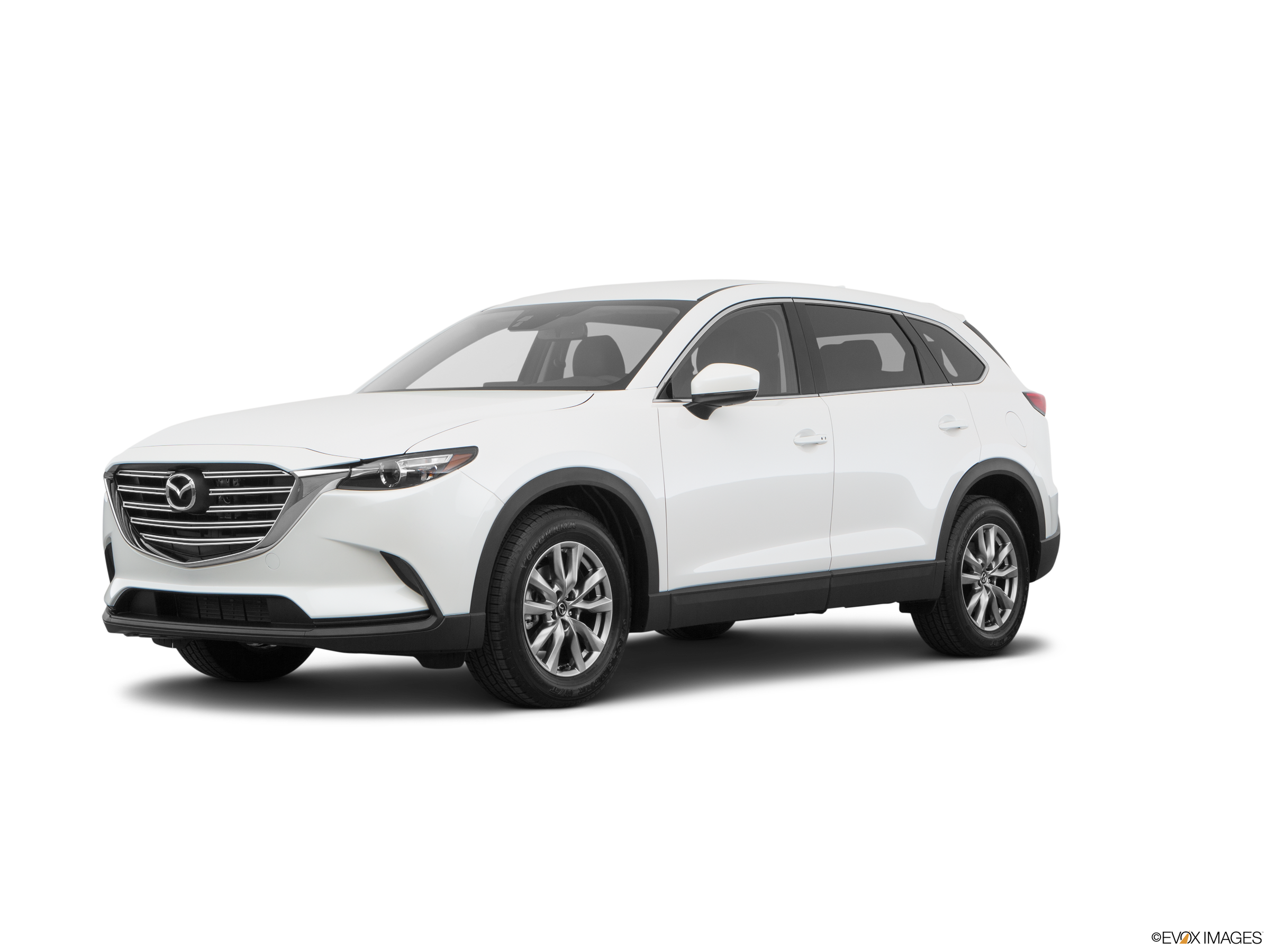 Top Consumer Rated Crossovers of 2019 - 2019 Mazda CX-9