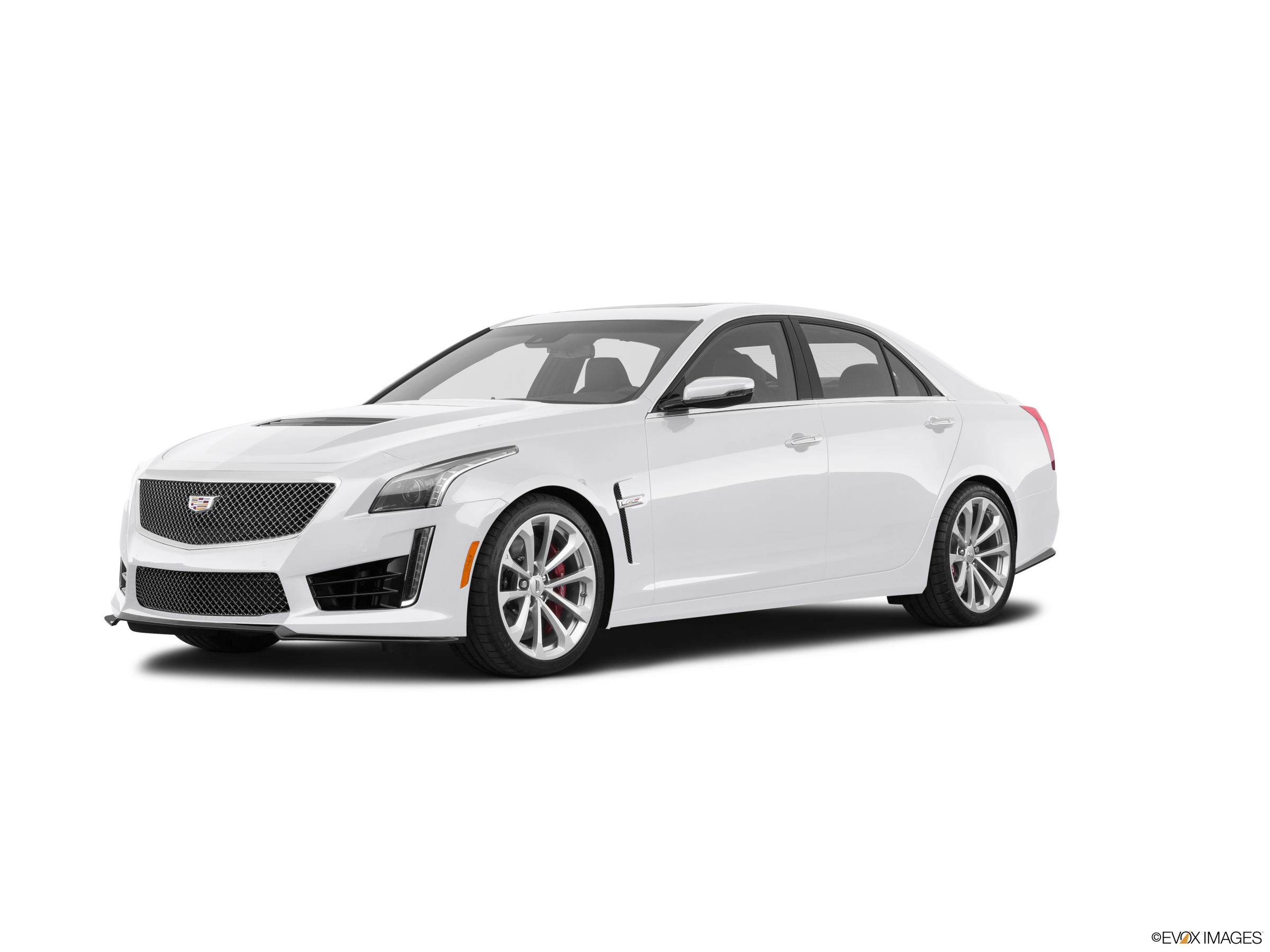 Highest Horsepower Luxury Vehicles of 2019 - 2019 Cadillac CTS-V