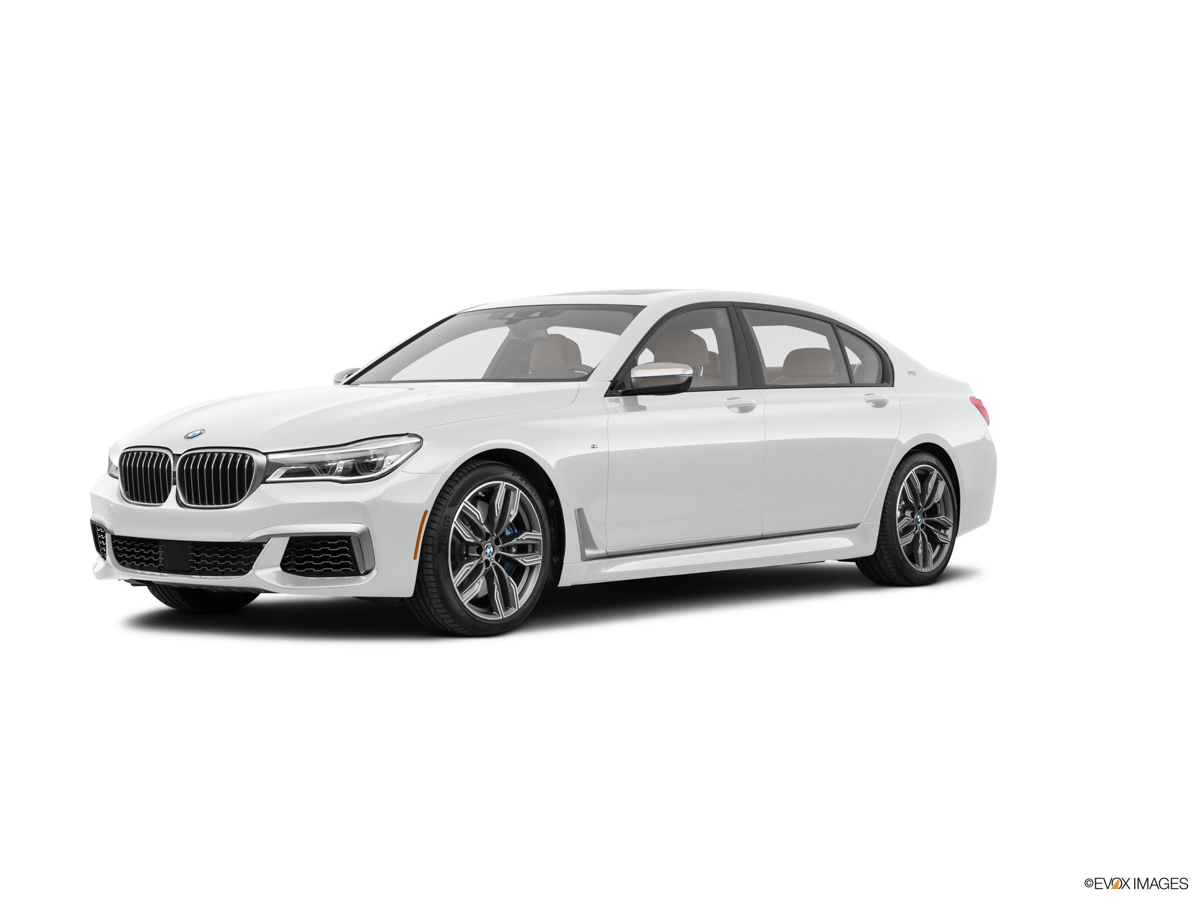 Highest Horsepower Luxury Vehicles of 2018 - 2018 BMW 7 Series