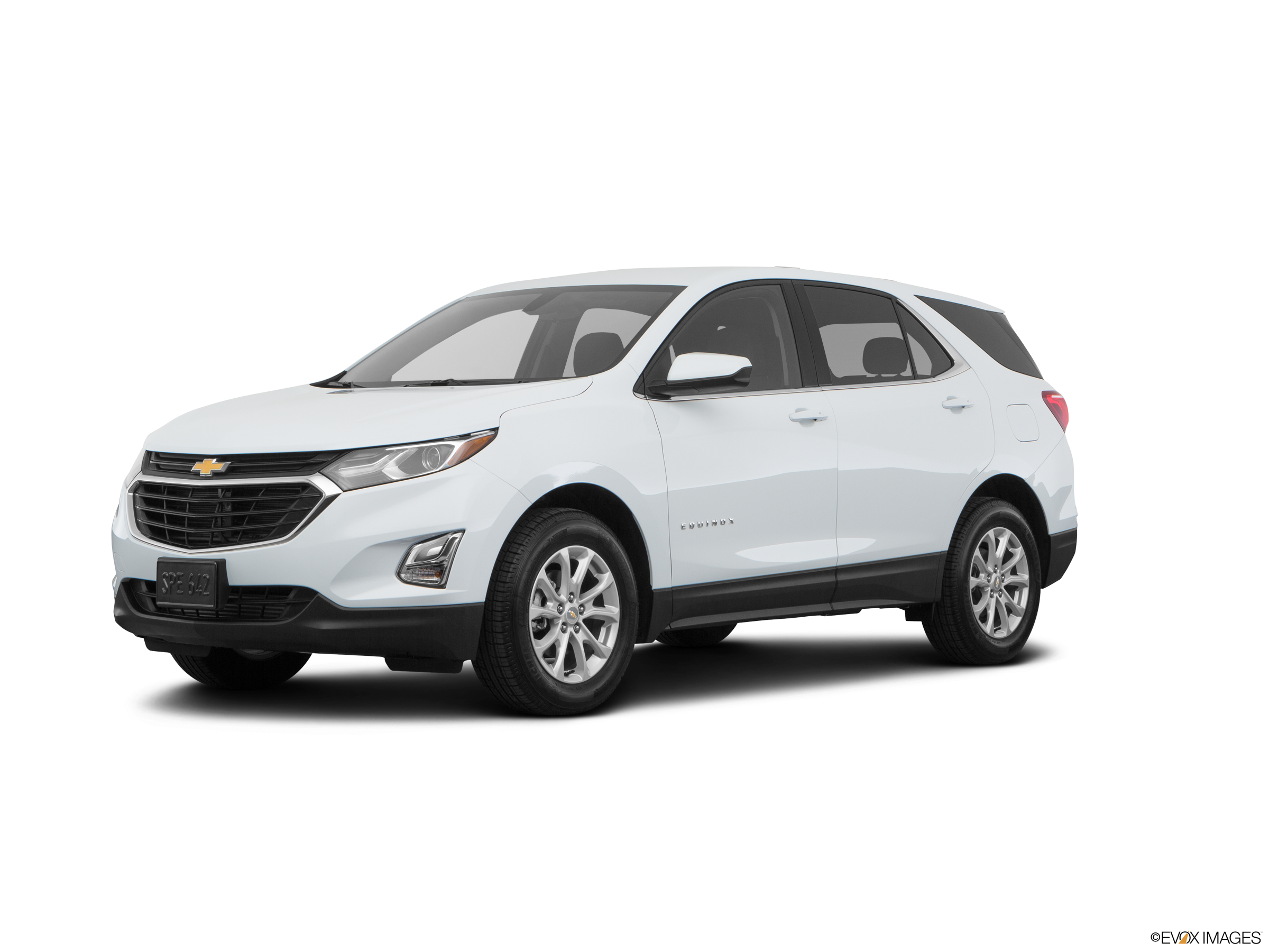 25 Best-Selling SUVs of 2018 - Chevrolet Equinox