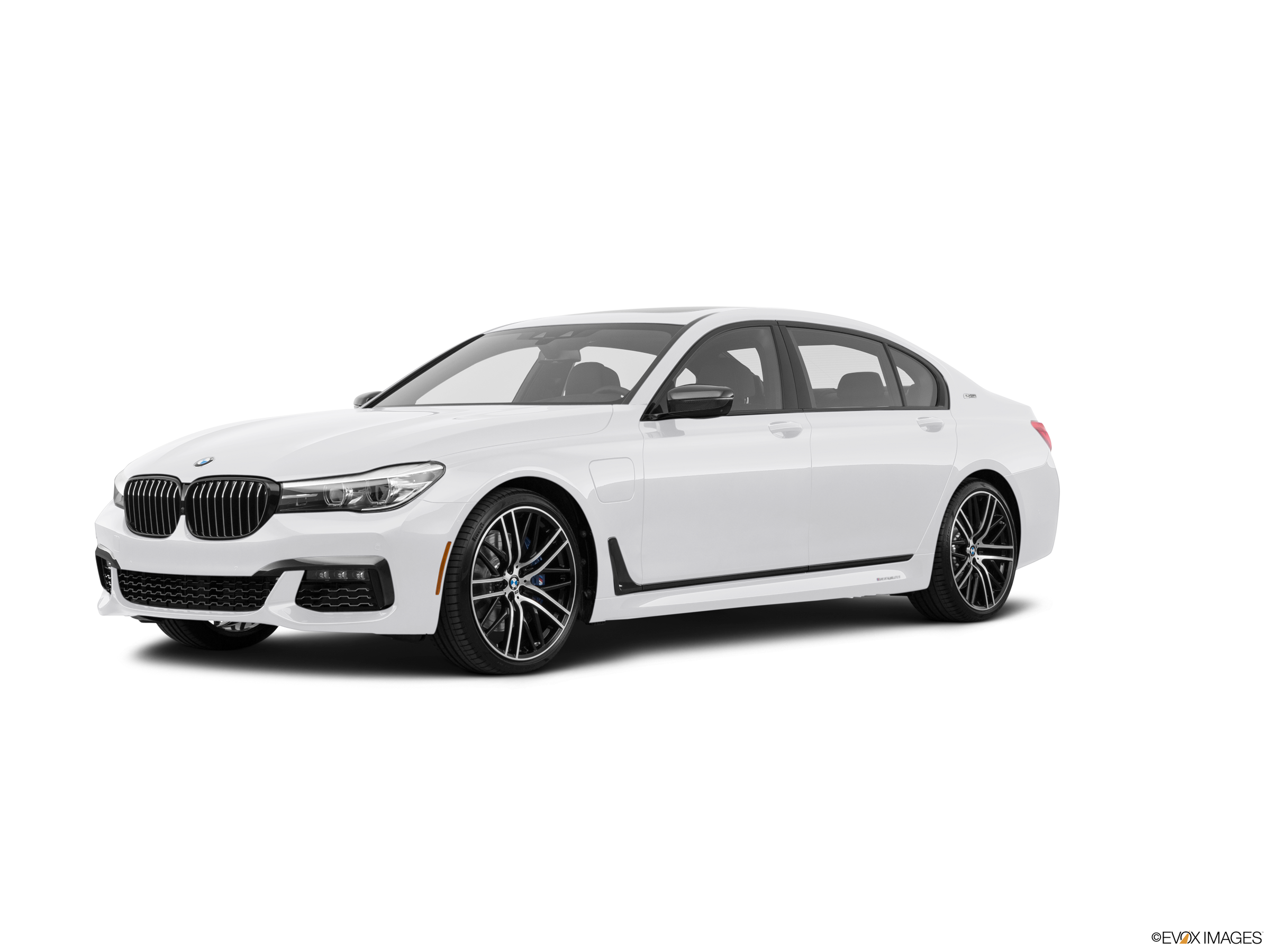 Highest Horsepower Hybrids of 2017 - 2017 BMW 7 Series