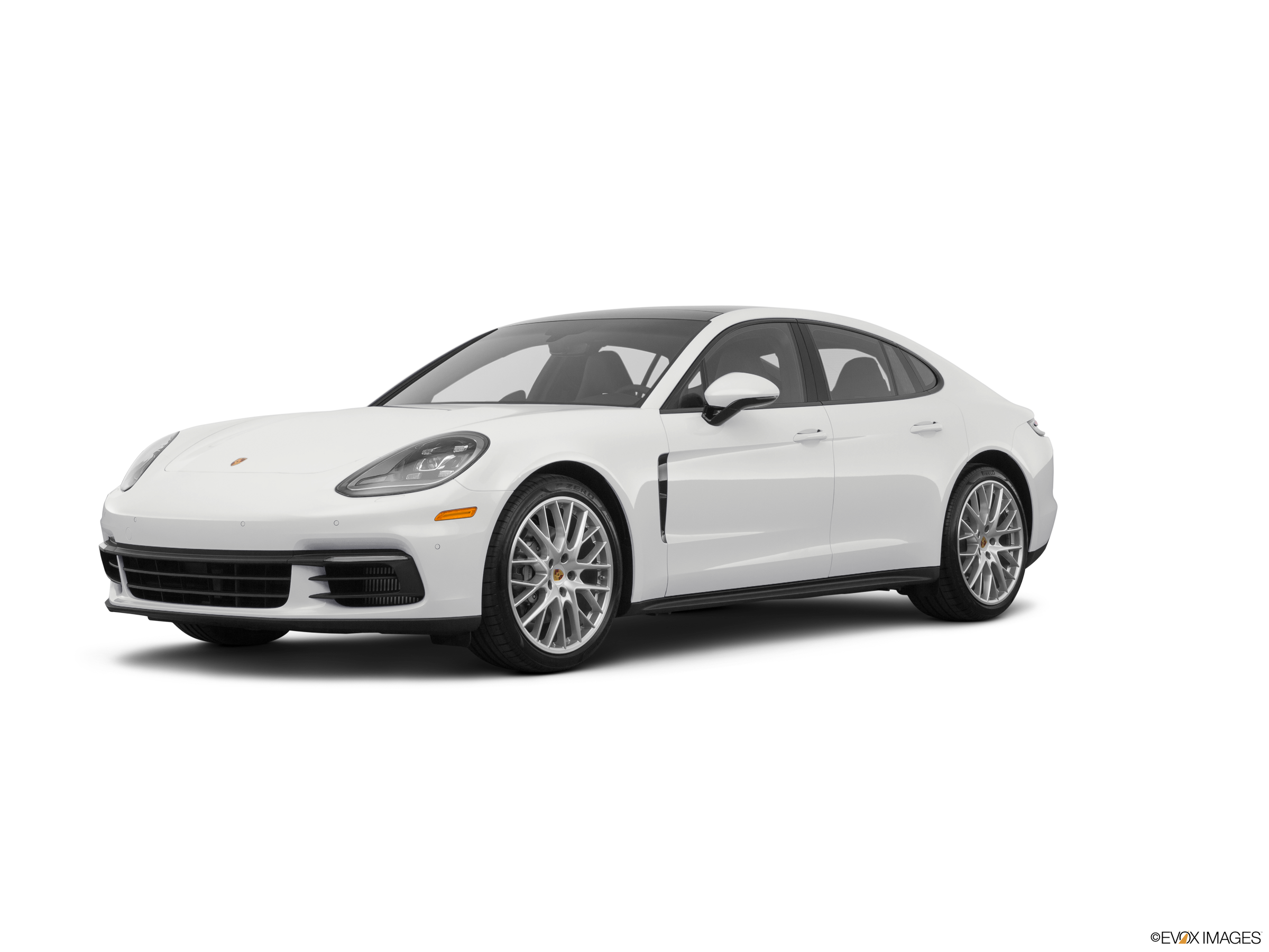 Highest Horsepower Electric Cars of 2017 - 2017 Porsche Panamera