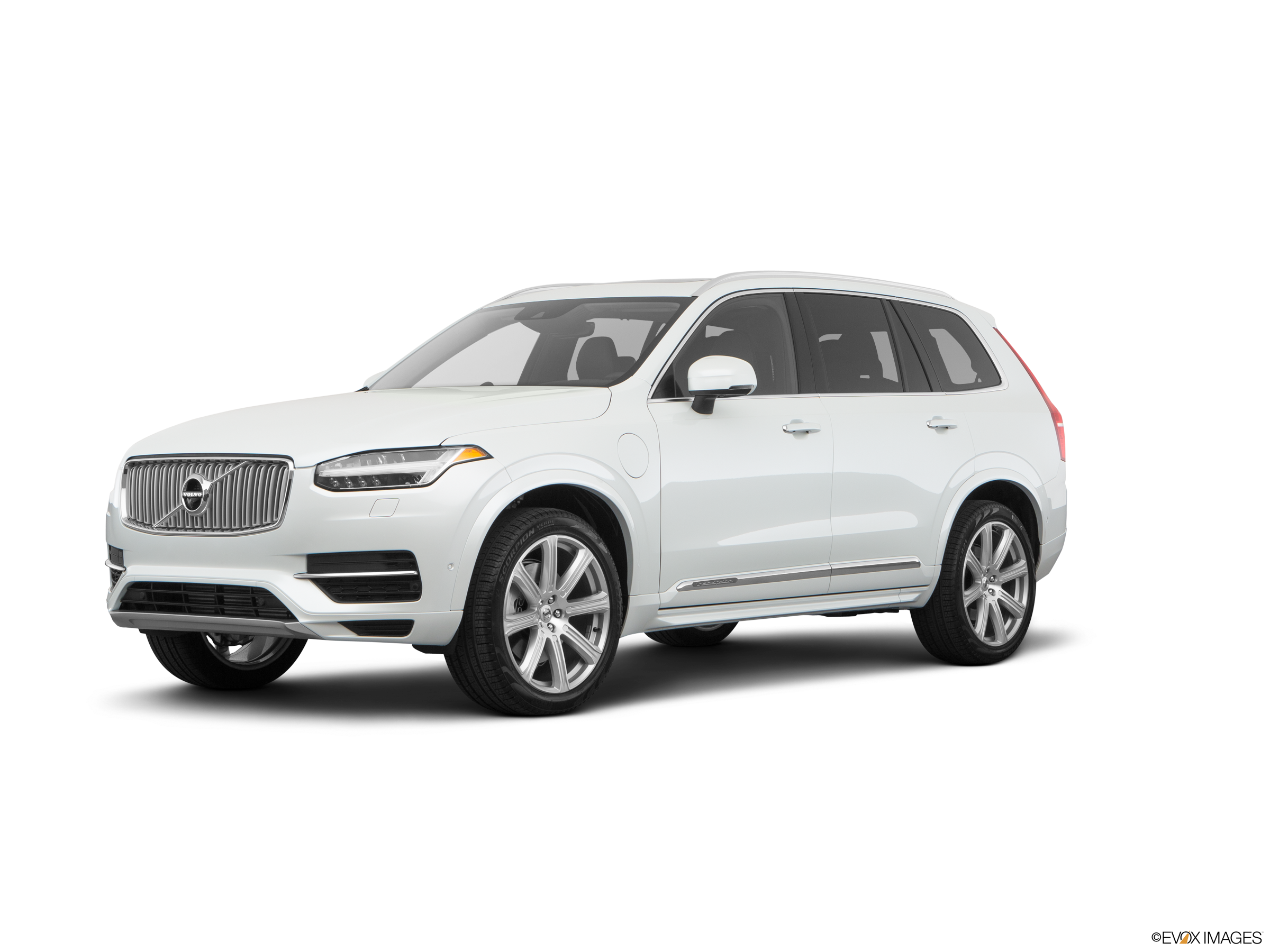 Top Expert Rated Electric Cars of 2018 - 2018 Volvo XC90