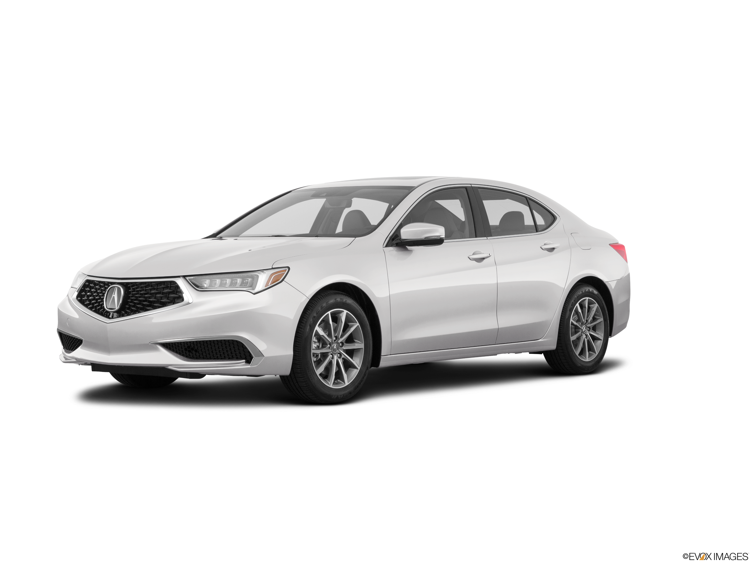 10 Best Luxury Cars Under $35,000 - 2018 Acura TLX