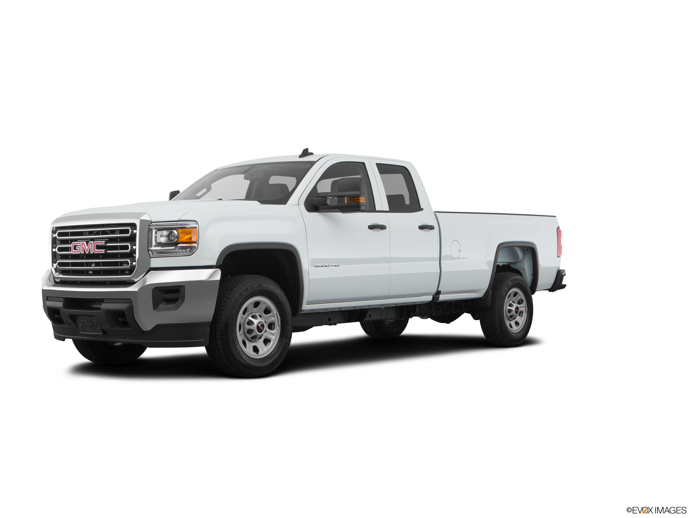Top Consumer Rated Trucks of 2018 - 2018 GMC Sierra 3500 HD Double Cab