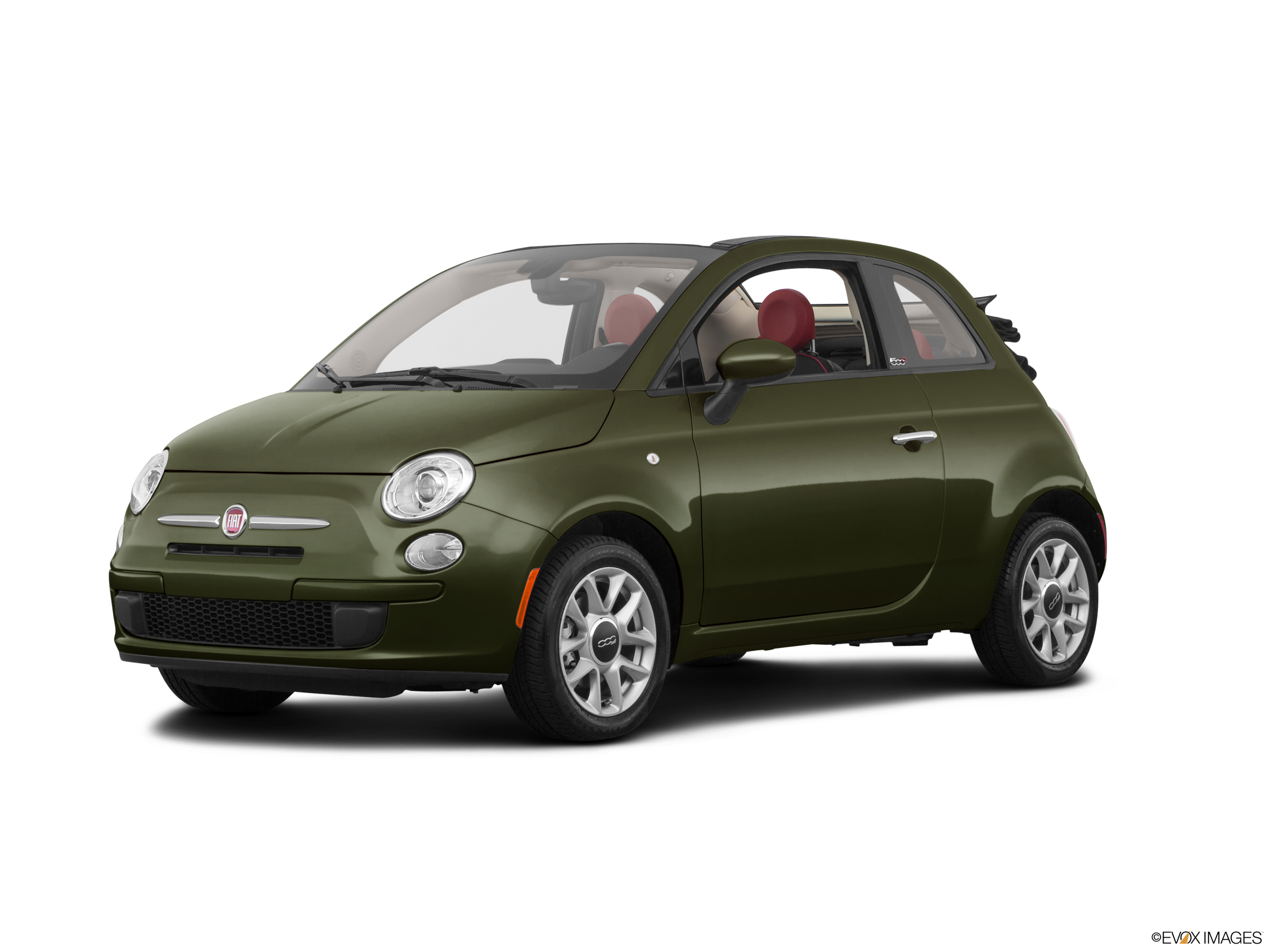 Most Fuel Efficient Convertibles of 2018 - 2018 FIAT 500c