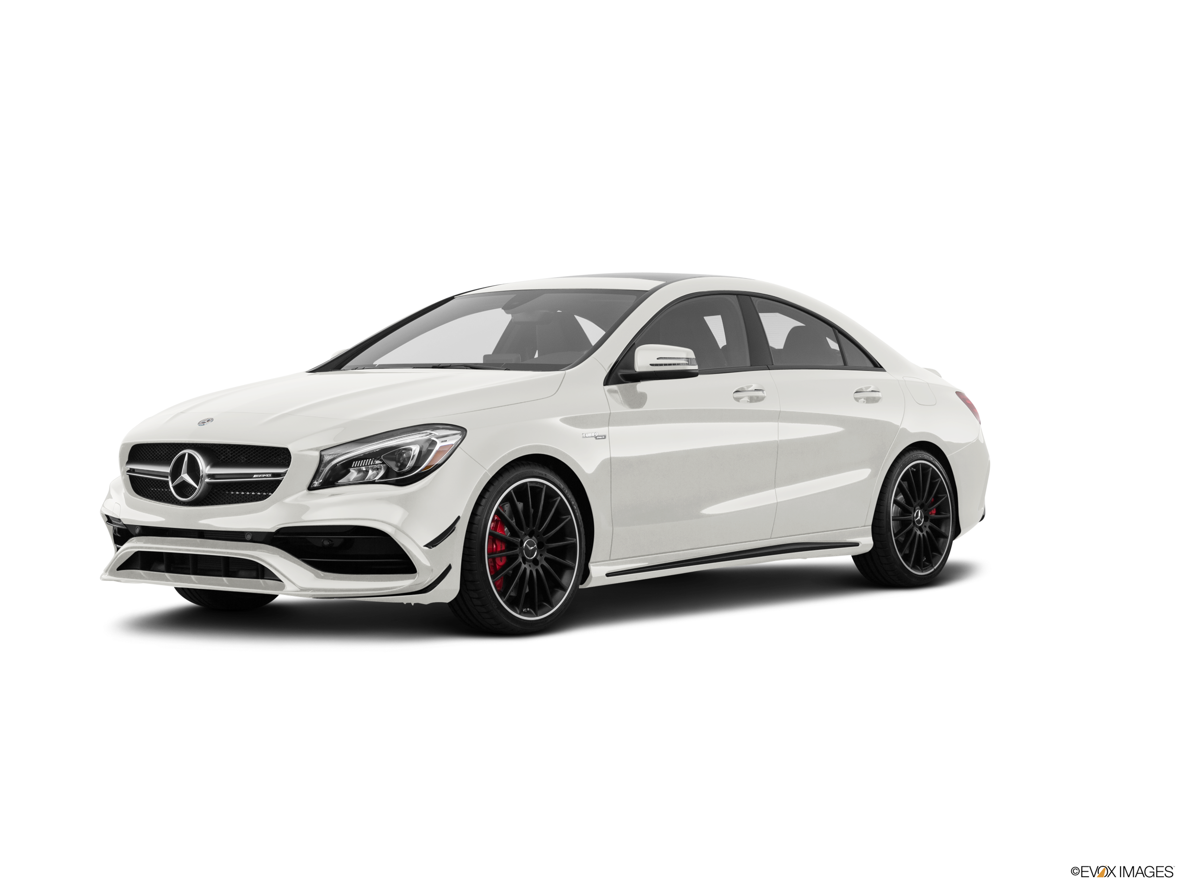 Top Expert Rated Coupes of 2018 - 2018 Mercedes-Benz Mercedes-AMG CLA